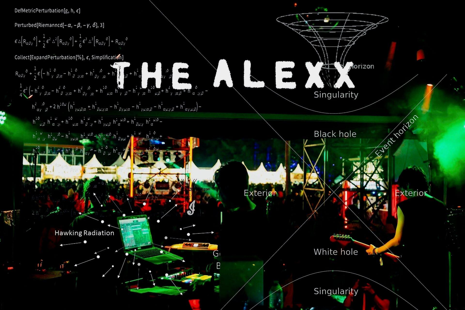 デビュー前にも関わらずフジロック出演を果たしたTHE ALEXX、11月22日リリースのデビュー作より「Beatwave」MVが公開 新たな先行曲「Daisy」が配信開始 music191108-thealexx-1