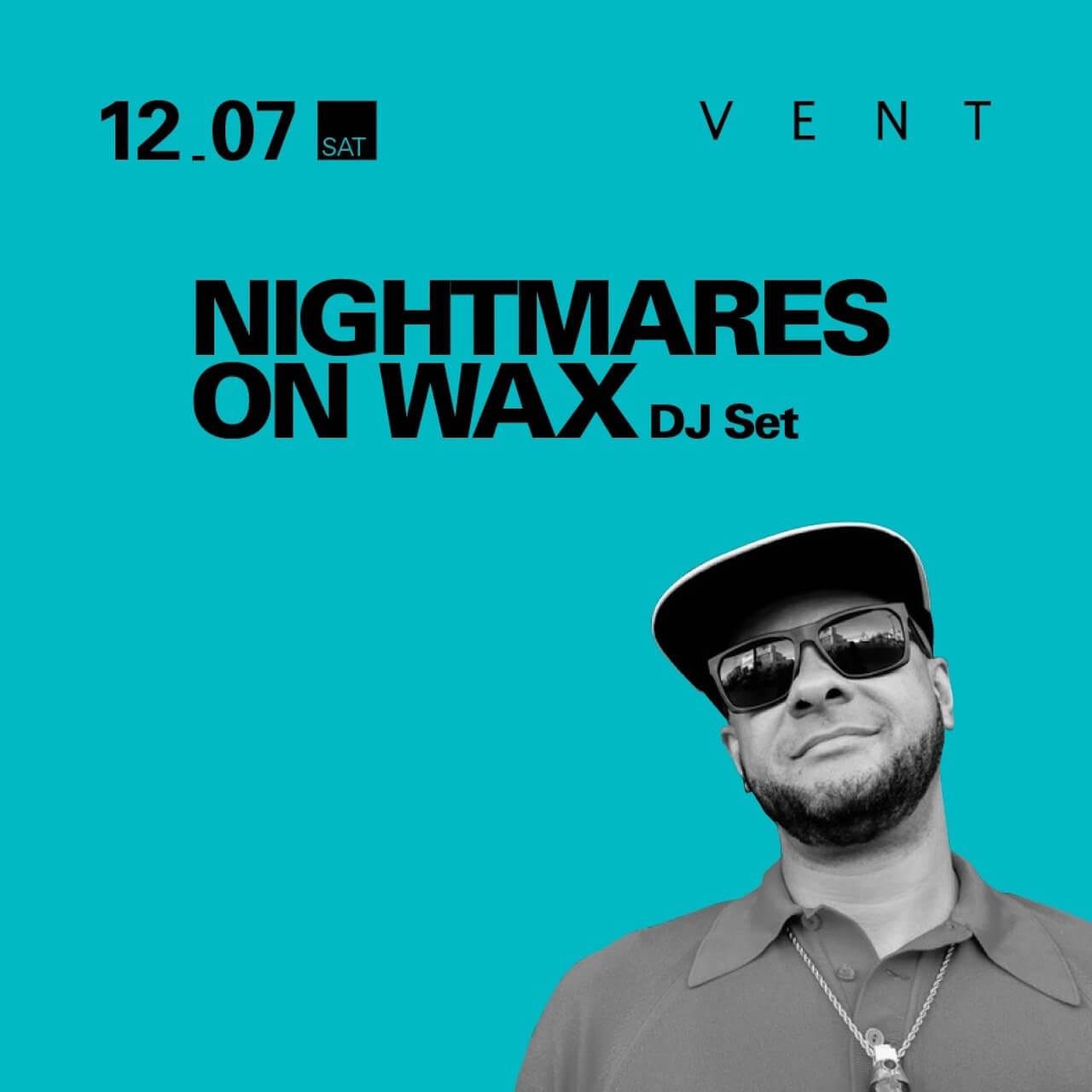 ダウンテンポの巨匠、Nightmares On Waxが12月に来日|VENTでDJセットを披露 music191108-nightmareonwax-3