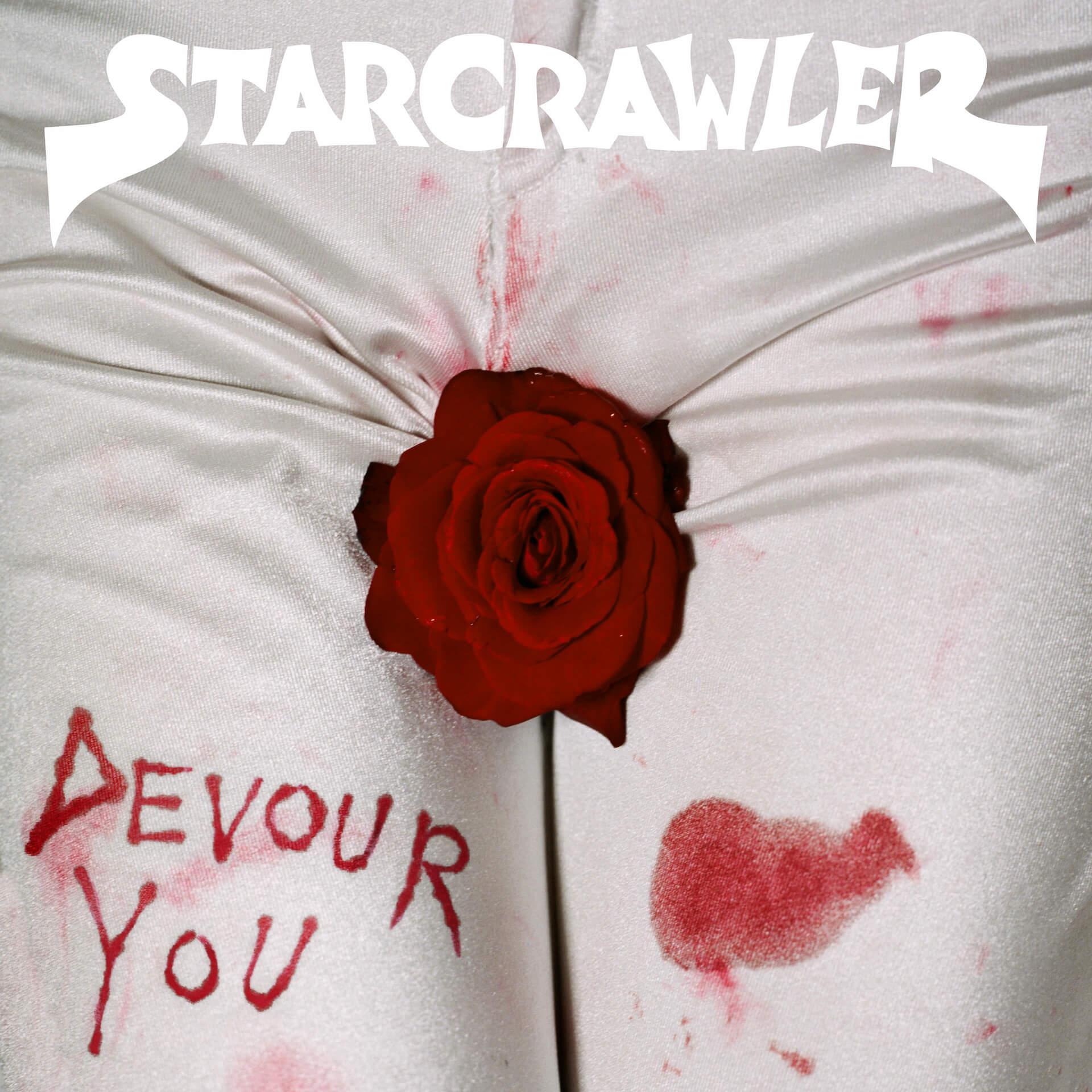 Starcrawler アロウ・デ・ワイルドが最新作で見出したボーカルとしての真髄 Starcrawler_DevourYou