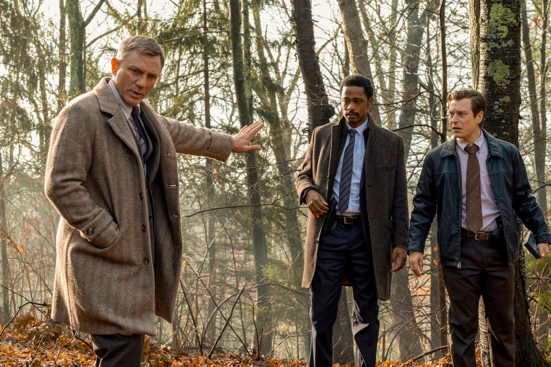 キャプテン・アメリカ役クリス・エヴァンスが今度はろくでなし野郎に!?『ナイブズ・アウト/名探偵と刃の館の秘密』日本公開決定 film191111_knivesout_2