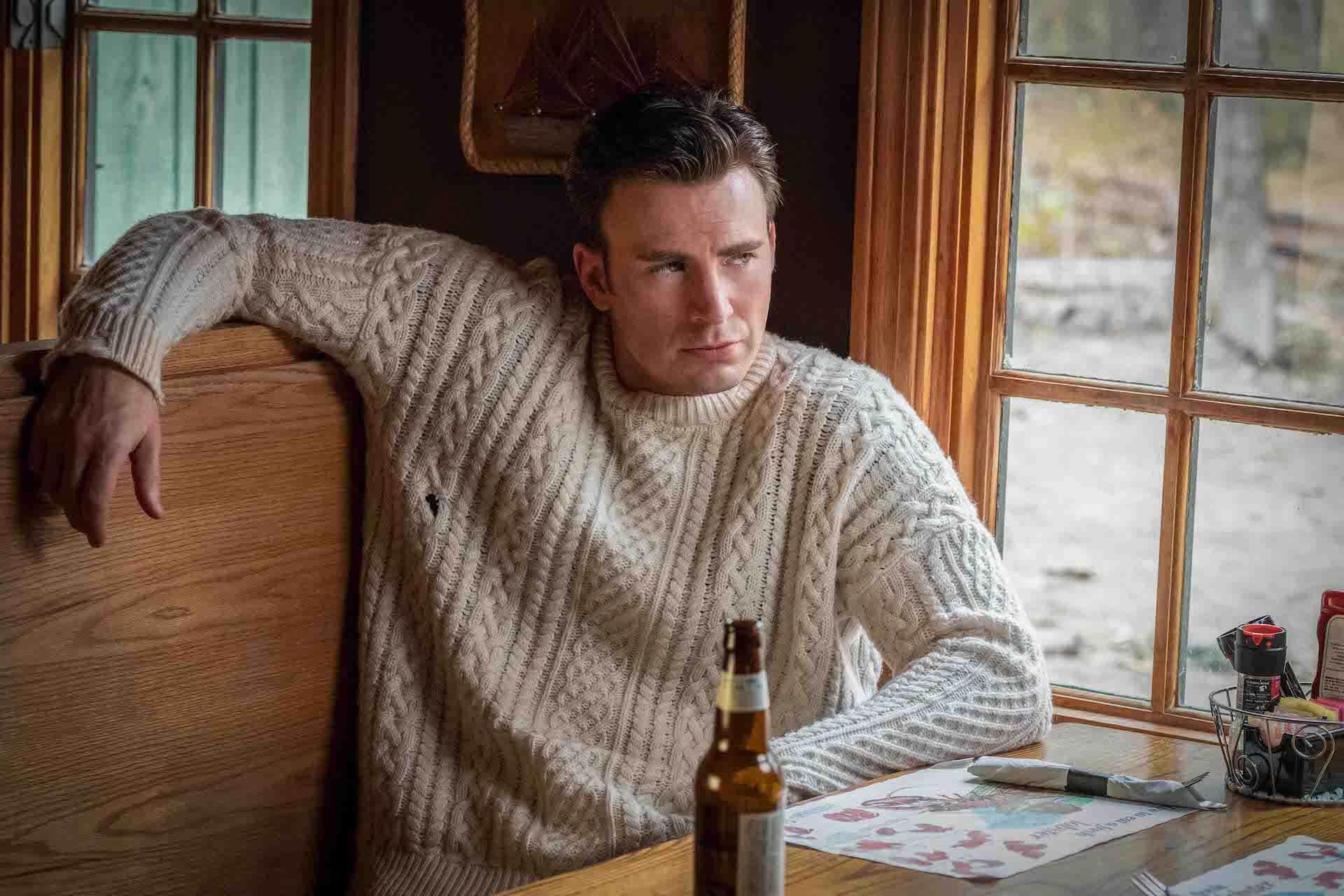 キャプテン・アメリカ役クリス・エヴァンスが今度はろくでなし野郎に!?『ナイブズ・アウト/名探偵と刃の館の秘密』日本公開決定 film191111_knivesout_3
