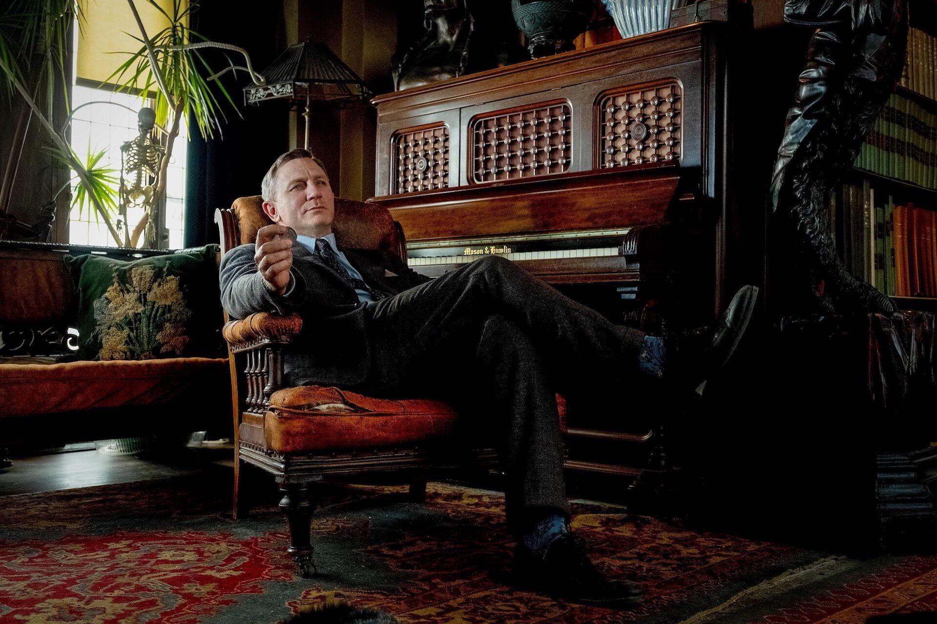 キャプテン・アメリカ役クリス・エヴァンスが今度はろくでなし野郎に!?『ナイブズ・アウト/名探偵と刃の館の秘密』日本公開決定 film191111_knivesout_1
