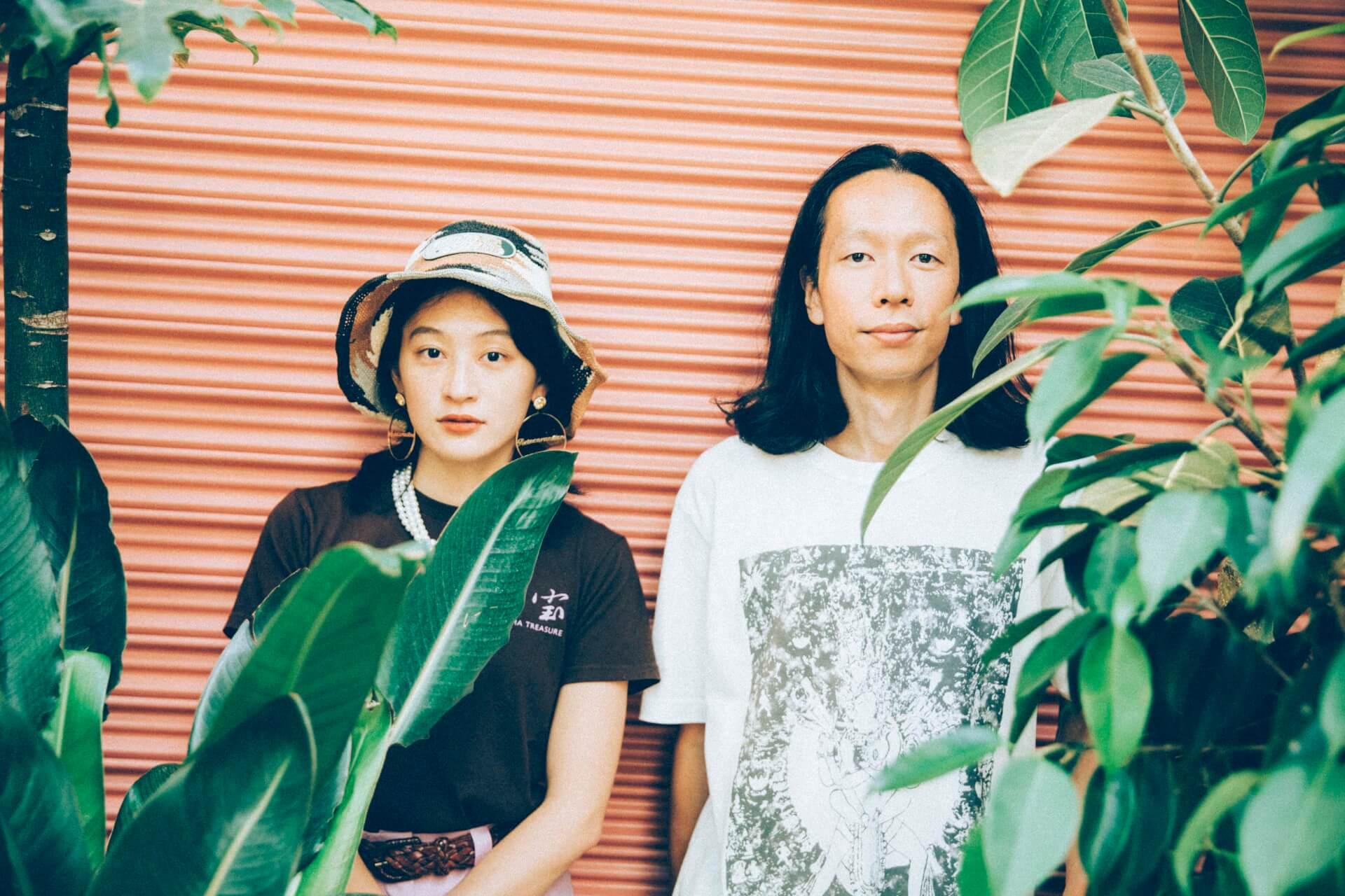 インタビュー|コムアイとオオルタイチがTrue Colors BEATS出演にあたって語る想い interview191011-yakushimatreasure-1