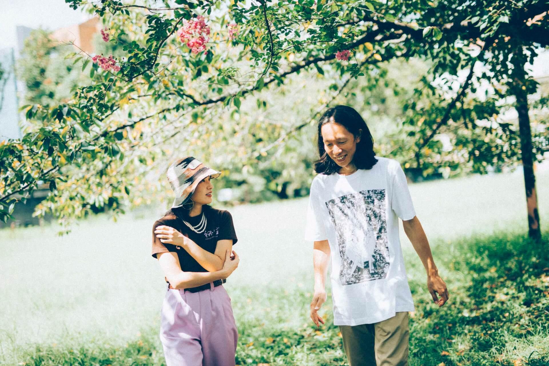 インタビュー|コムアイとオオルタイチがTrue Colors BEATS出演にあたって語る想い interview191011-yakushimatreasure-7