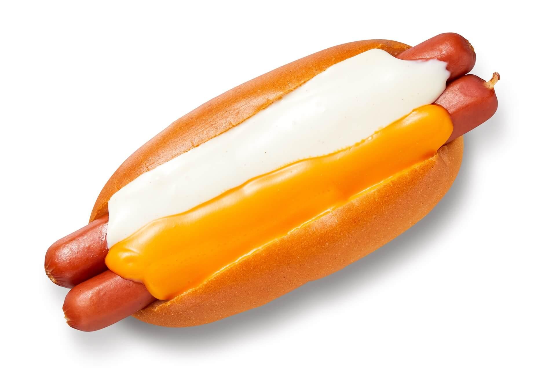 【超朗報】IKEAで<チーズ フェア>が開催!チーズにまみれのホットドッグ、ナチョス、カルボナーラ、スープ、ケーキを味わおう food191112-ikea-cheeze-6