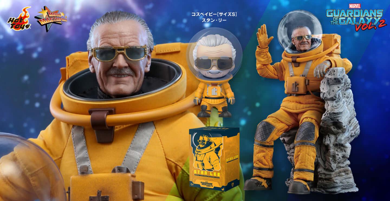 アイアンマンに、キャプテン・アメリカに、ソーが<東京コミコン>であなたをお出迎え!ホットトイズ最大規模のブースが登場 img_198498_2-1440x744