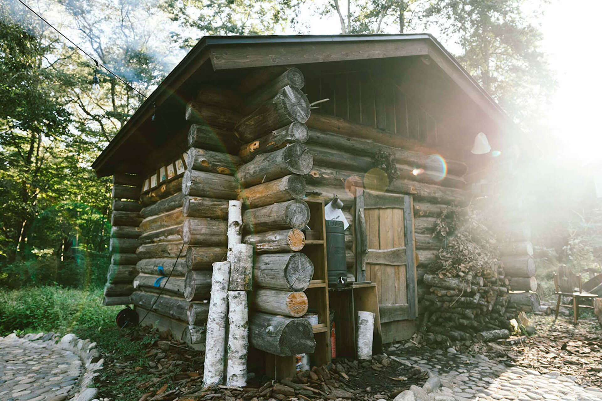 今人気のアウトドア・サウナの魅力とは!? ゲストハウスLAMP野尻湖の『The Sauna』を体験! art191115_jeep_sauna_4