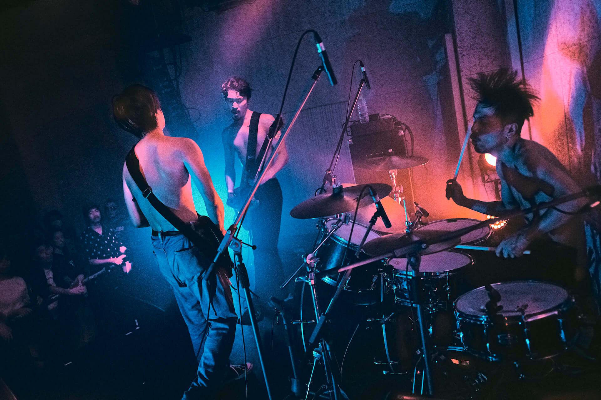 ライブレポート The ManRay 1st.Album『Naked』 Release Party music1015_themanray_2437-1920x1280
