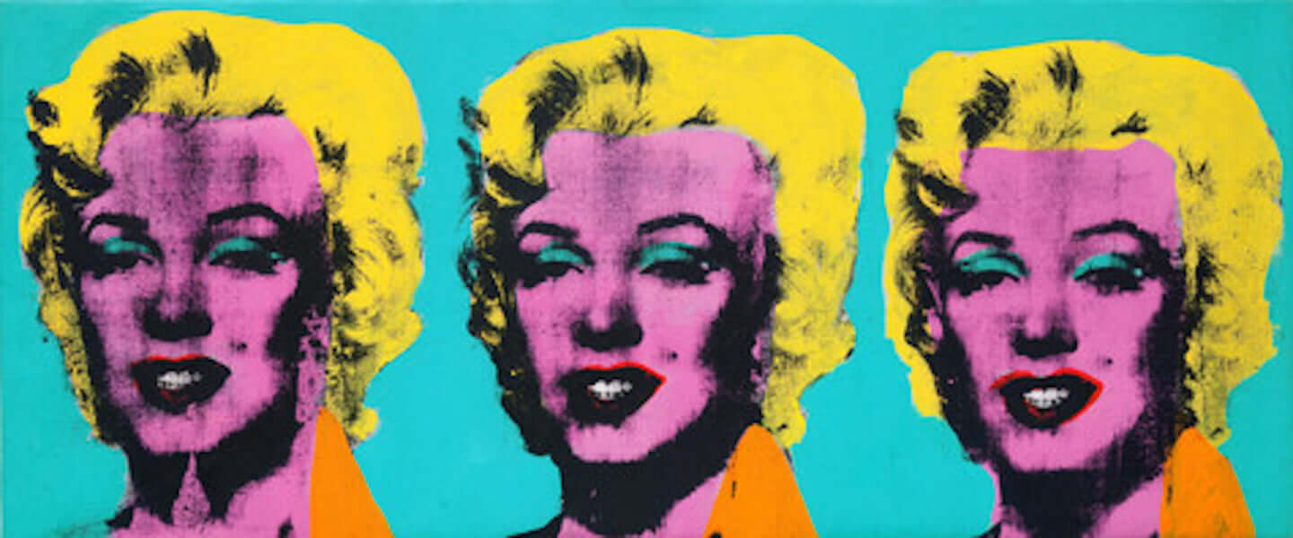 <ANDY WARHOL KYOTO>『三つのマリリン』『最後の晩餐』含む日本初公開作品100点以上、計200点が公開決定! artculture191119_andywarholkyoto_01-1440x600