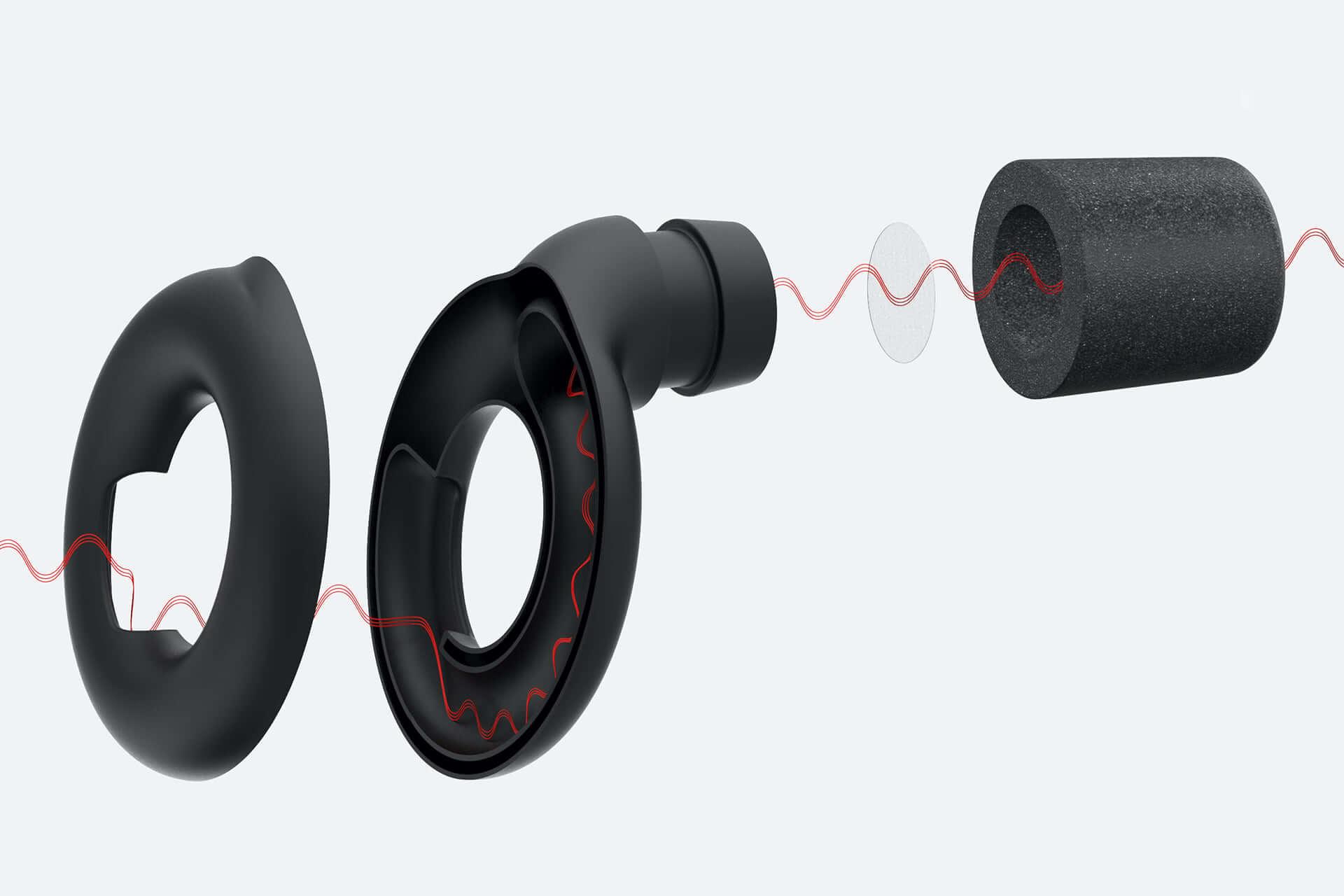 音楽を愛する全ての人の「耳」を守る、イヤリングのようなイヤープラグ『LOOP』が発売決定 tech191119_loop2-1920x1280