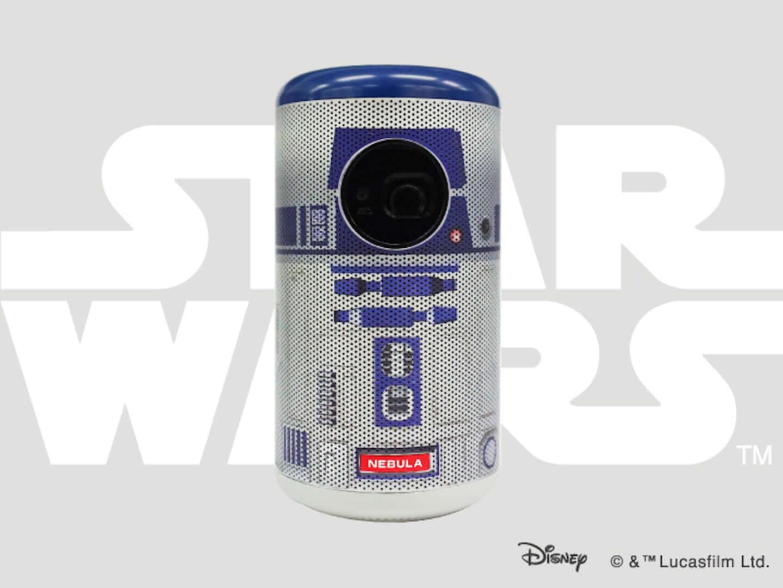 R2-D2にミレニアム・ファルコンも!『スター・ウォーズ』の世界観を楽しめるモバイルバッテリー2種類とプロジェクターがAnkerから登場 tech191120_starwars_mobile_02-1440x1080