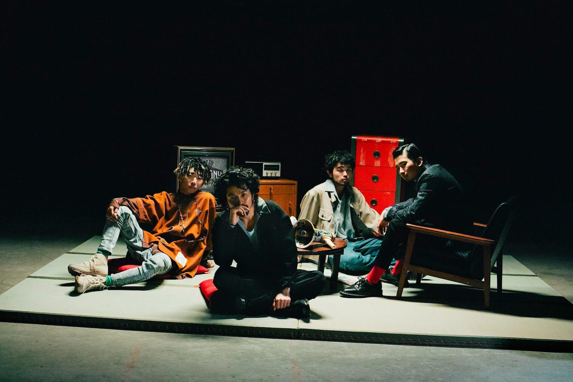 King Gnuニューアルバム『CEREMONY』収録の新曲「小さな惑星」がHONDA VEZEL 新CMに抜擢! music191127_kinggnu_2