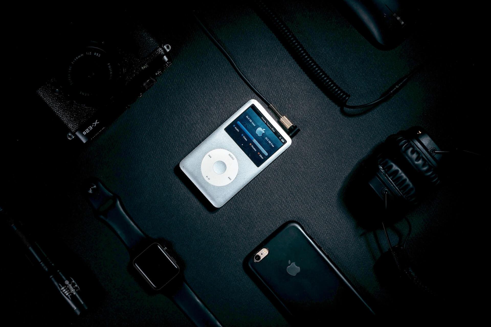 iPod ClassicがiPhoneで蘇る!?UIを再現したアプリが話題|独特なクリック音も再現 tech191129_ipod_main