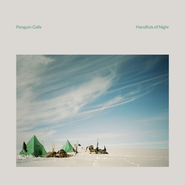 Penguin Cafeインタビュー|南極のペンギン達に捧げた新作『Handfuls Of Night』の世界観を紐解く interview_penguincafe_artist_cover-1440x1440