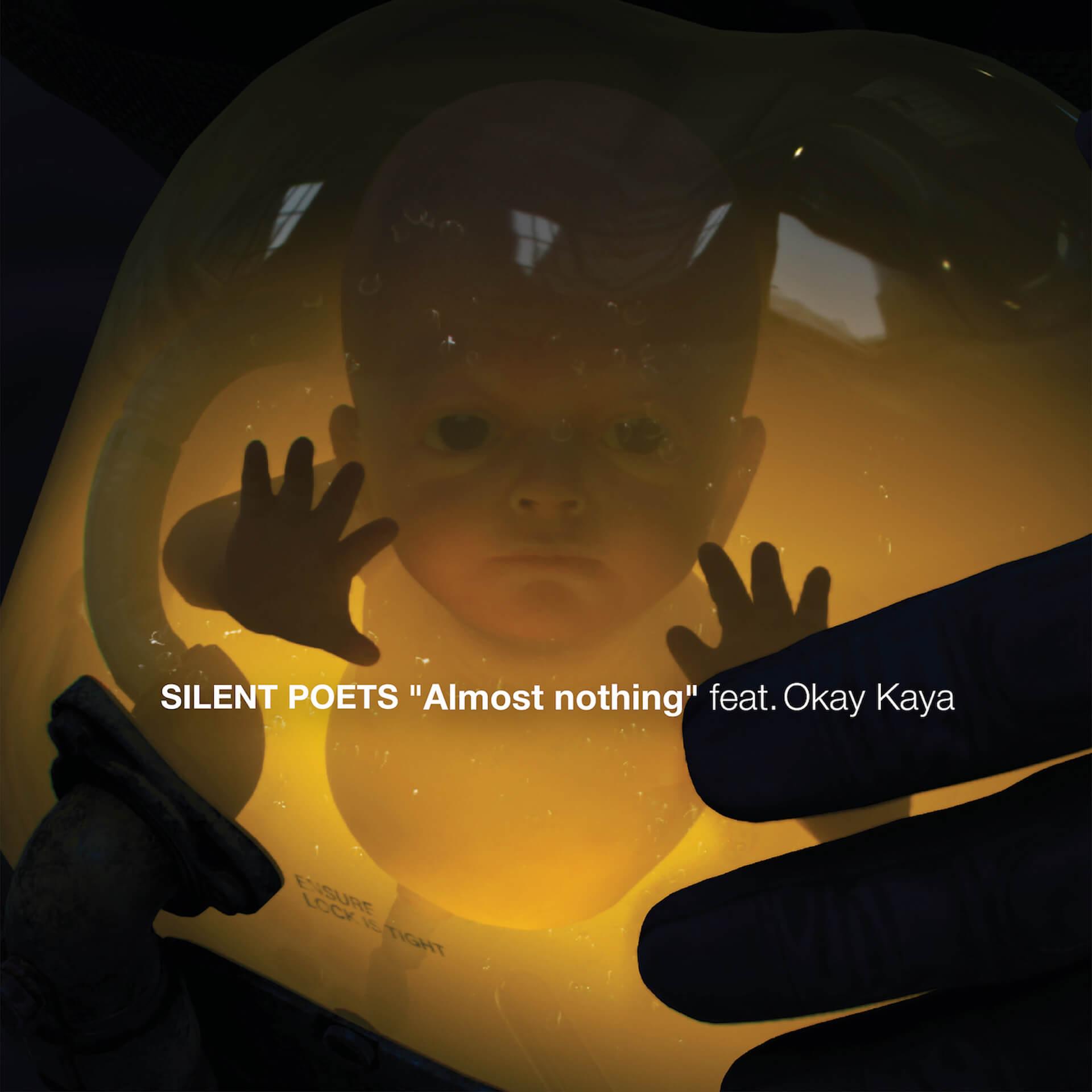 話題沸騰中の『デス・ストランディング』テーマ曲、Silent Poets「Almost nothing」のMVが公開 music191202_silentpoets_mv_3