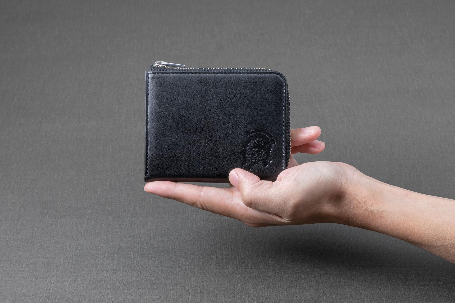 『デス・ストランディング』小島秀夫監督率いるコジマプロダクションのコラボミニ財布が追加販売決定! life191203_kojimaproduction_main