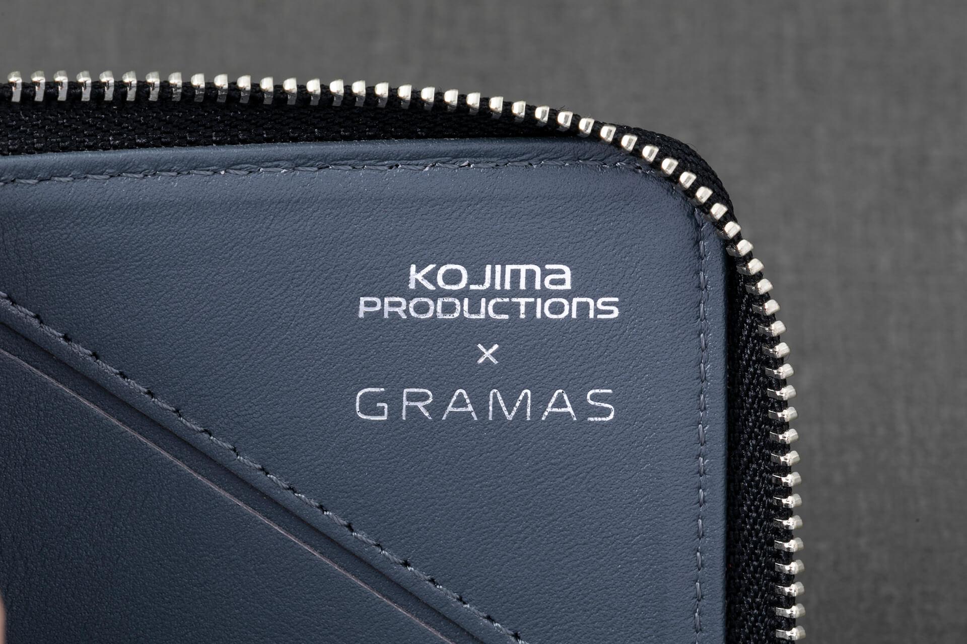 『デス・ストランディング』小島秀夫監督率いるコジマプロダクションのコラボミニ財布が追加販売決定! life191203_kojimaproduction_2