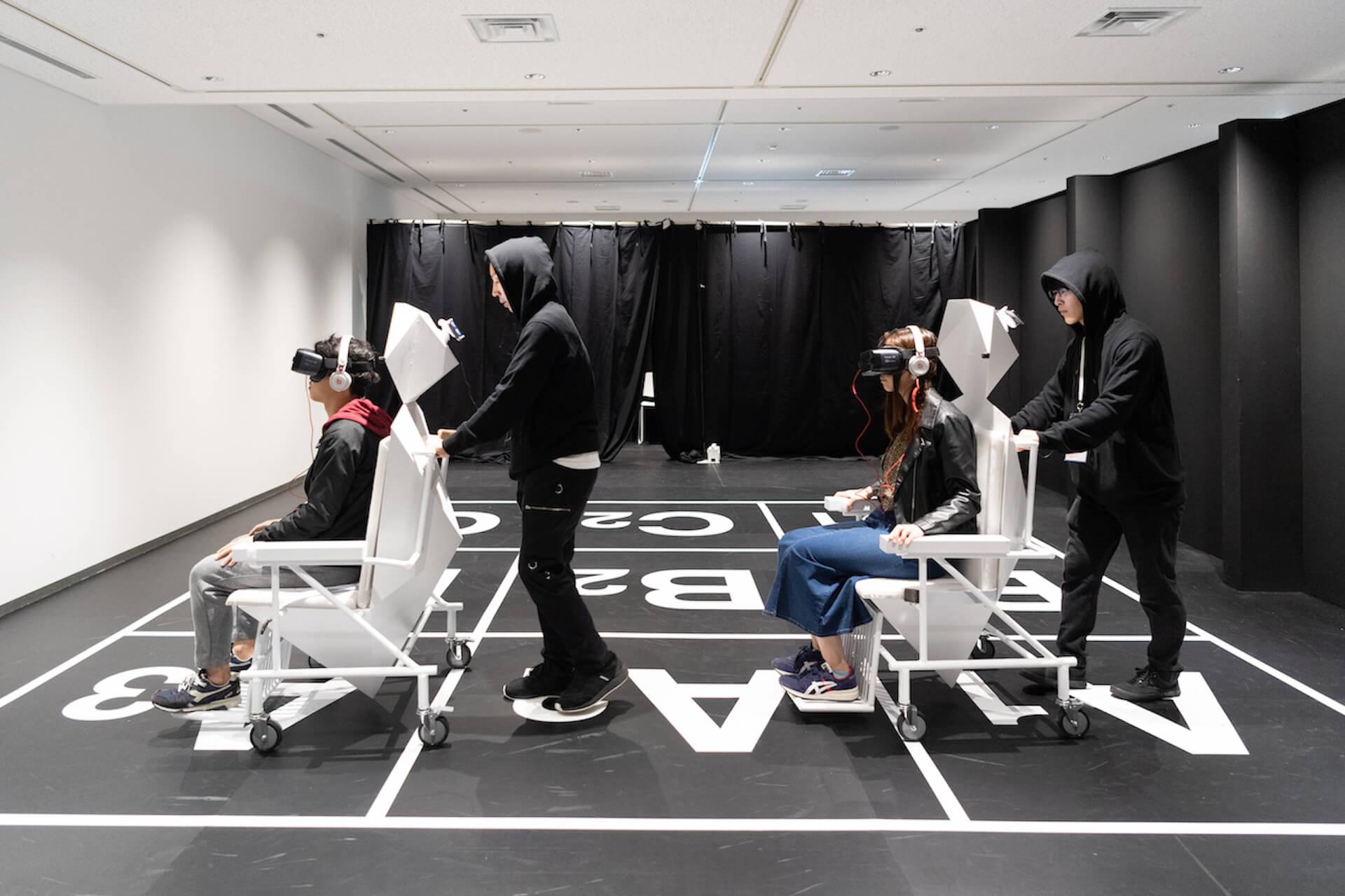 電子音楽&デジタルアートの祭典が渋谷に!<MUTEK.JP>最終フルラインナップ&タイムテーブル発表 art191205_mutek_14