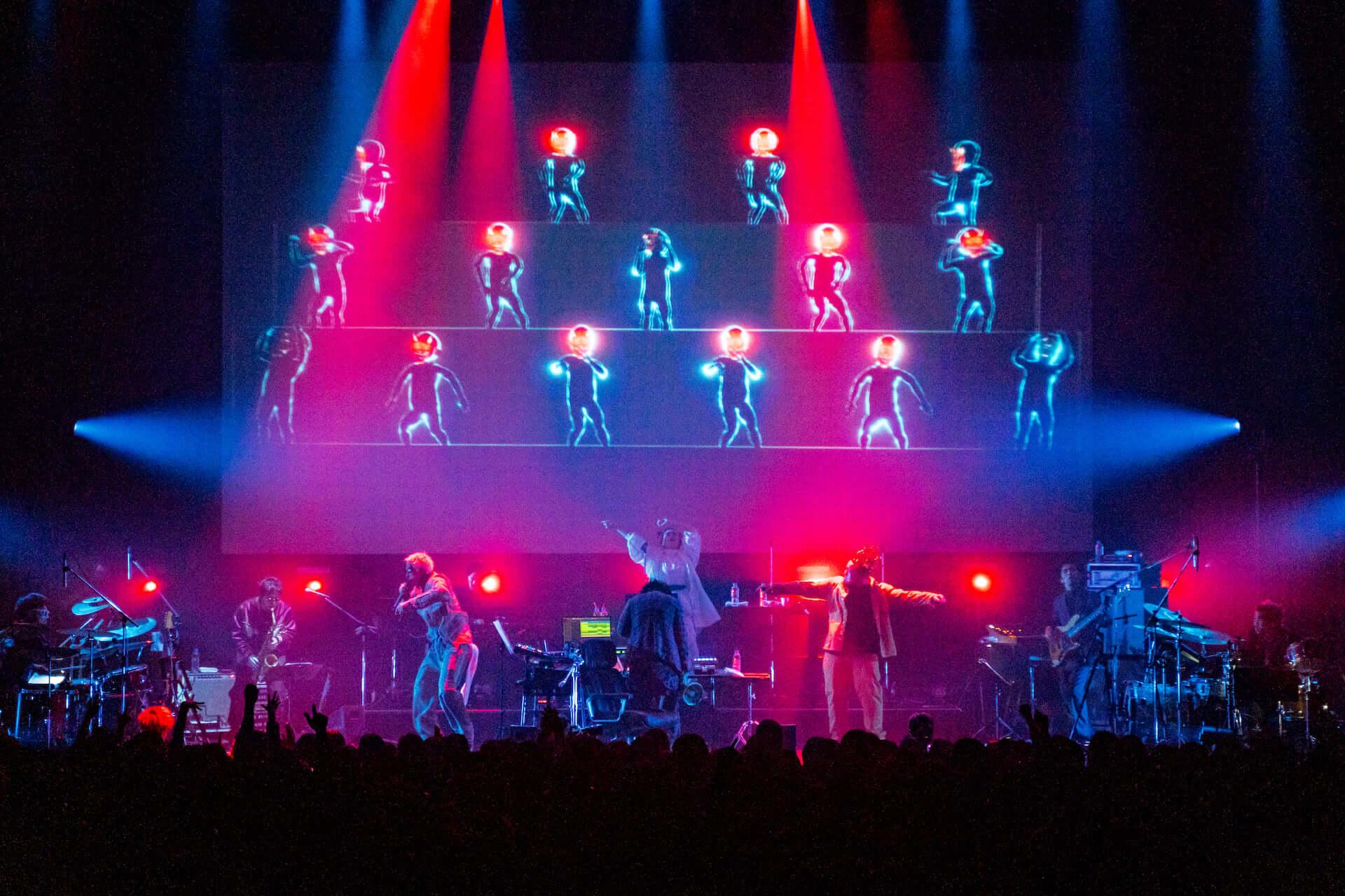 King Gnu常田大希率いるmillennium parade、Diorとのコラボで話題の新曲「lost and found」を配信スタート!MVも解禁 music191206_millenniumparade_1-1920x1280