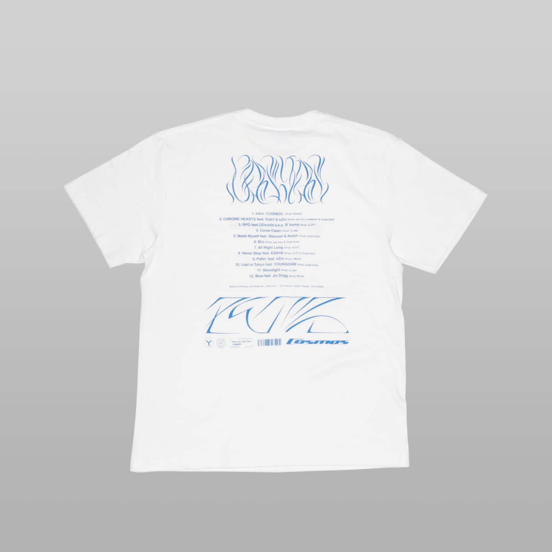 GUCCIMAZEがアートワークを手がけたYENTOWN・PETZのアルバム『COSMOS』がTシャツやフーディーに!限定アイテムが受注販売開始 lf191206_petzcosmos_guccimaza_04-1440x1440