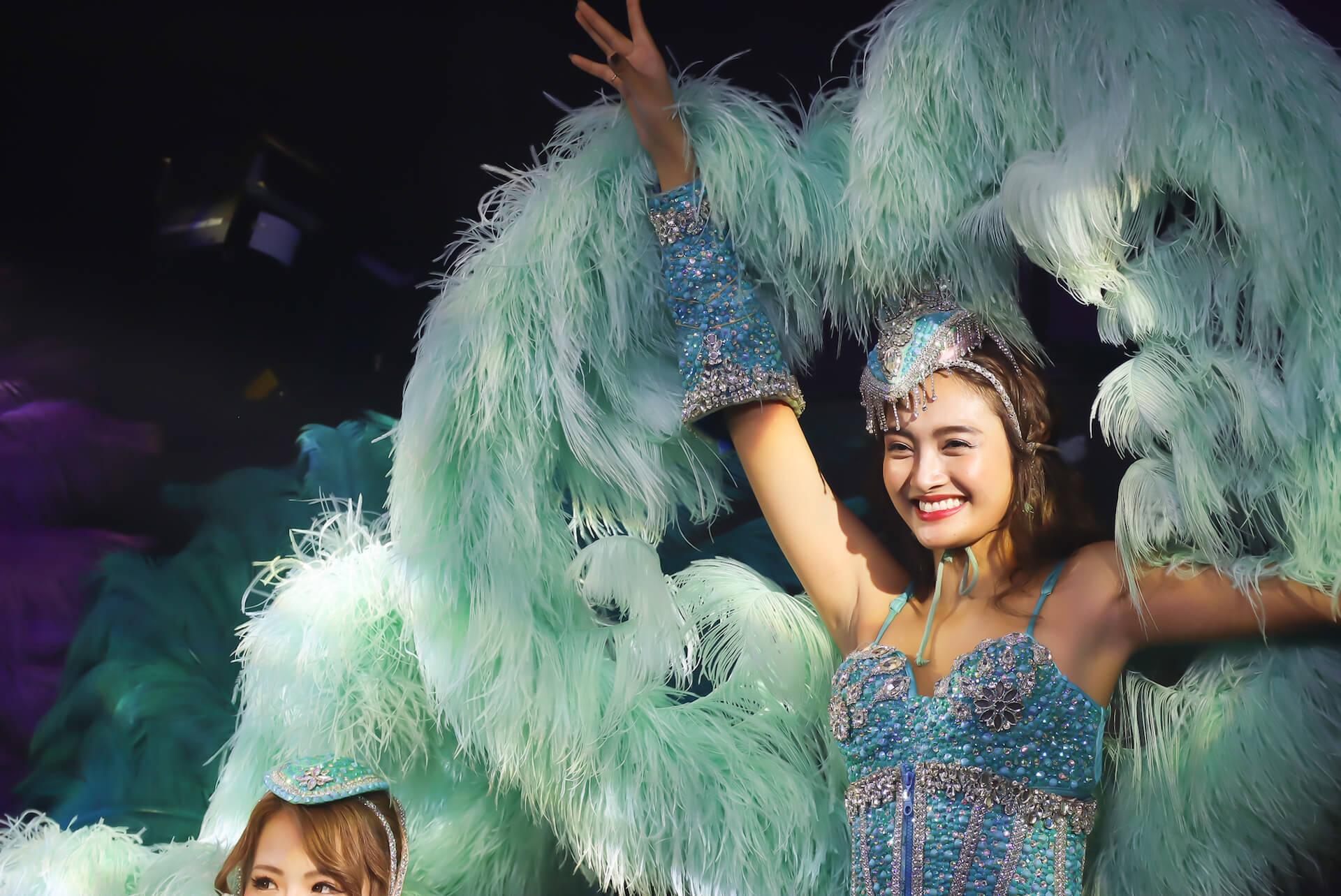 10頭身モデル・香川沙耶がバーレスクショーで美スタイルを惜しげなく披露! art191209_kagawasaya_4
