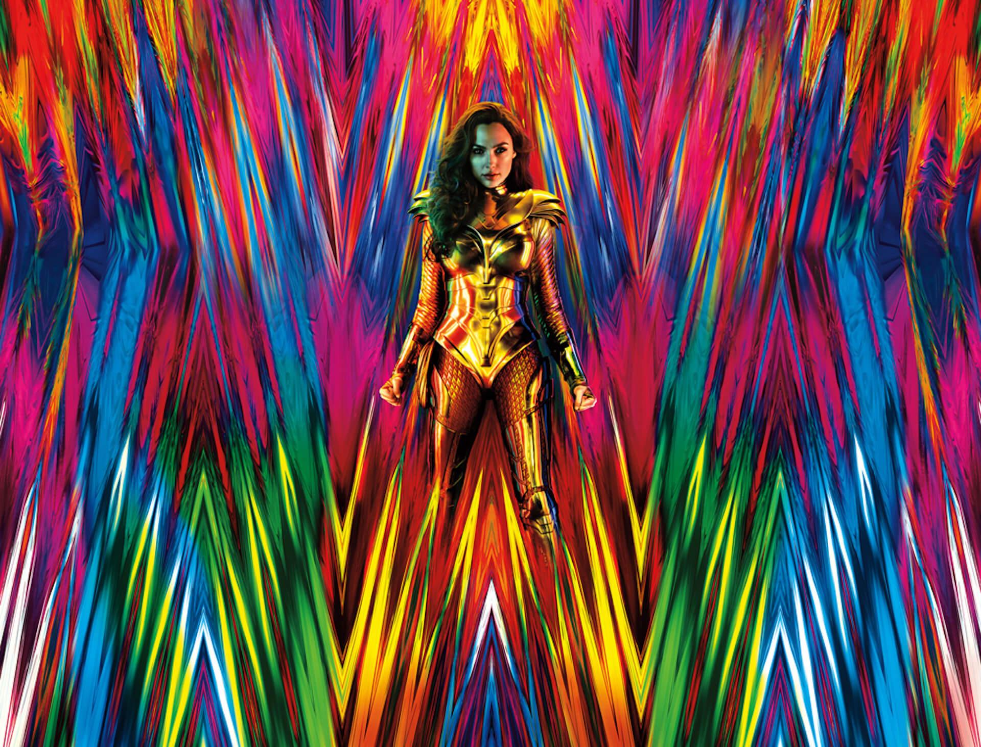 『ワンダーウーマン 1984』2020年6月日本公開決定!ゴールドスーツに身を包むワンダーウーマンも登場する予告が解禁 film191209_wonderwoman_main
