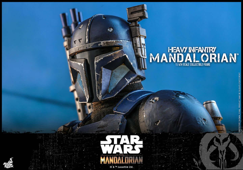ディズニーデラックスで配信決定の「スター・ウォーズ」シリーズ『マンダロリアン』からブルーアーマーの重歩兵マンダロリアンがフィギュアになって登場! ac191209_mandalorian_06-1440x1008