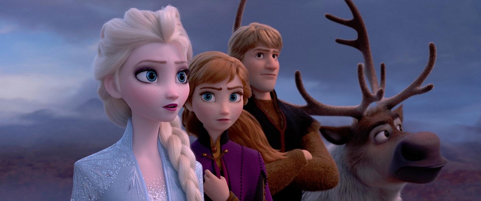また日本にアナ雪旋風が到来!『アナと雪の女王2』3週連続No.1獲得|ディズニー史上最短で60億円突破 film191209_anayuki_1