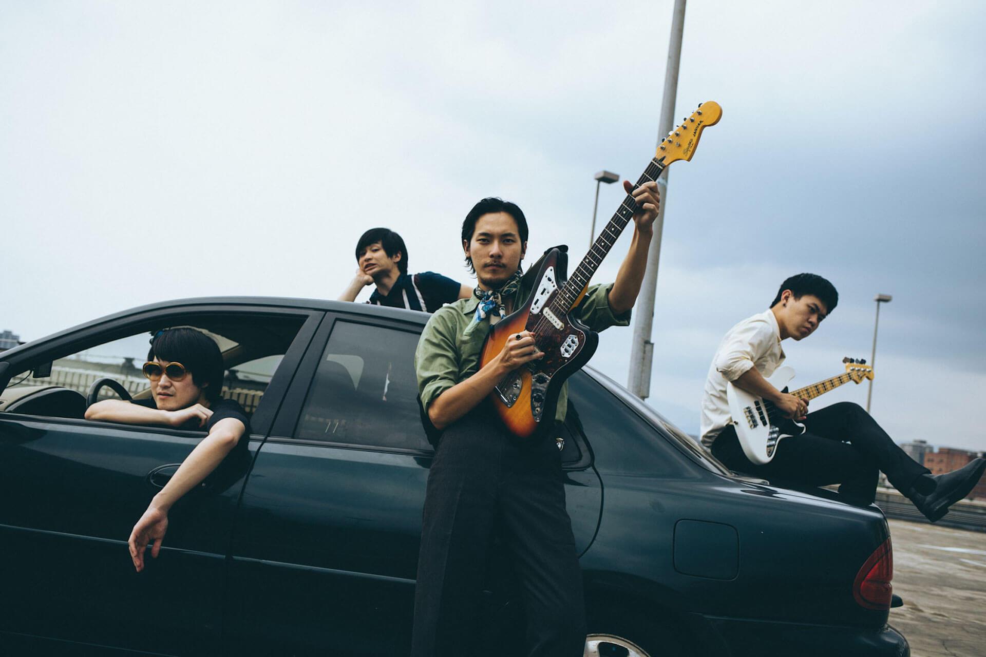 インタビュー|CROCODELIAに聞く台北アンダーグラウンド事情 001-profile