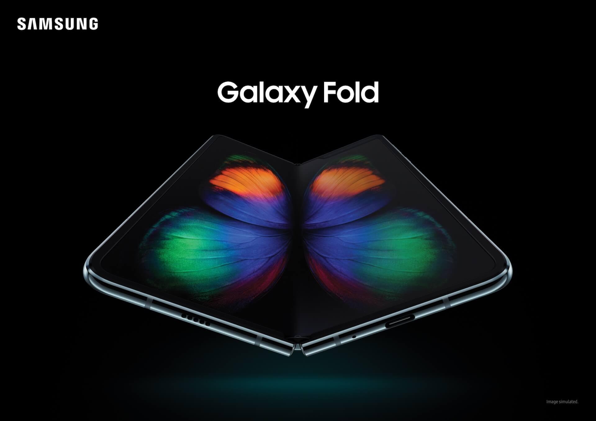 Samsung、折りたたみスマホ「Galaxy Fold」の新端末を来年発表?Galaxy S11、Galaxy Buds+も同時に発表か tech191212_galaxyfold_2
