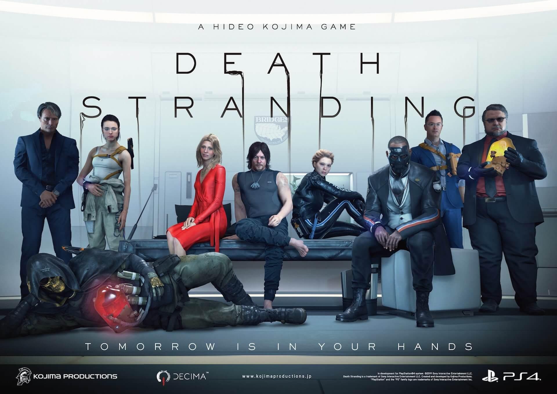 小島秀夫監督ゲーム『DEATH STRANDING』が<The Game Awards>で3冠達成!ゲーム・オブ・ザ・イヤーは日本のフロム・ソフトウェアによる『SEKIRO:SHADOWS DIE TWICE』が受賞 tech191213_thegameawards_main