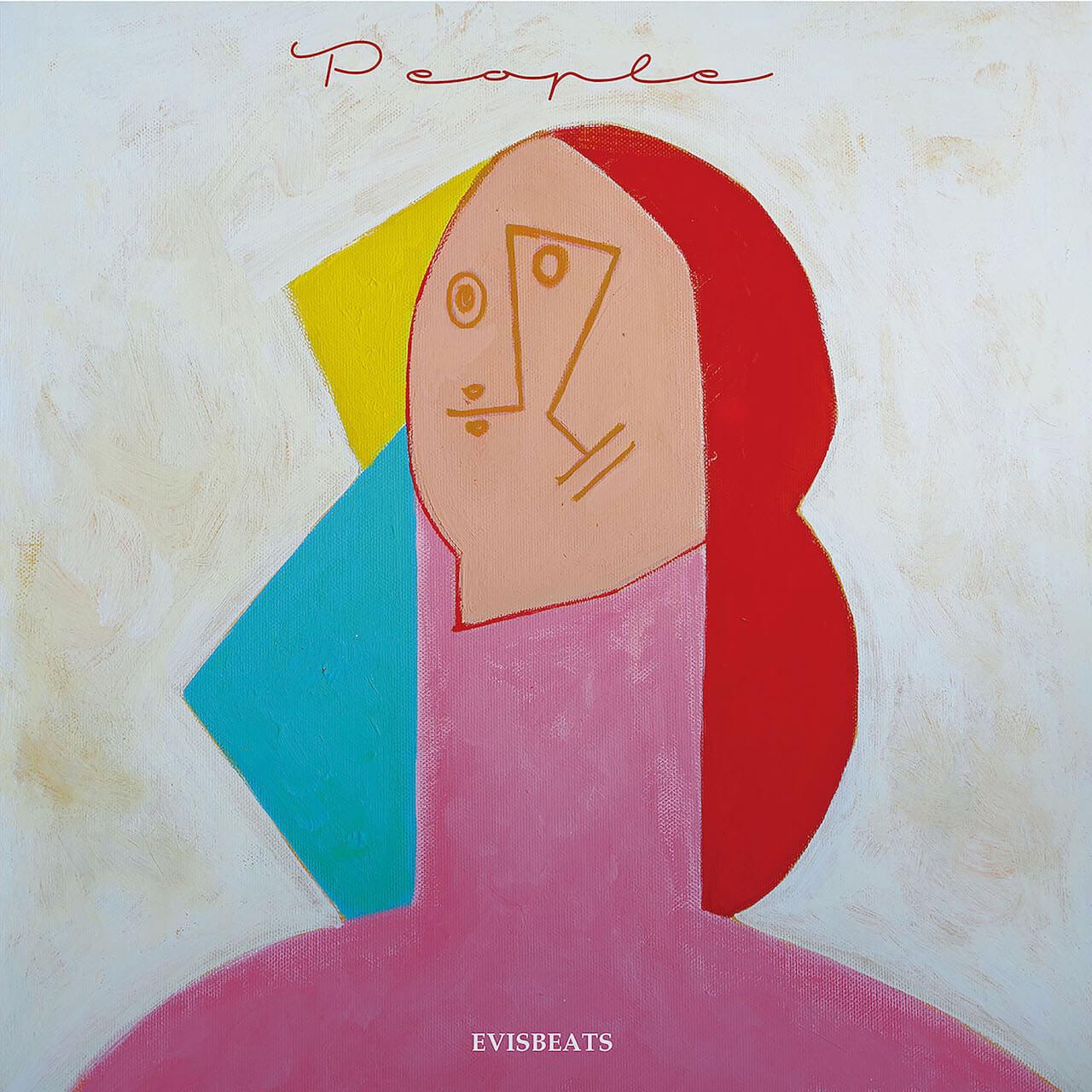 EVISBEATSの最新アルバム「PEOPLE」が本日発売|さらにサブスク・ストリーミングが全面解禁 music191218-evisbeats-1