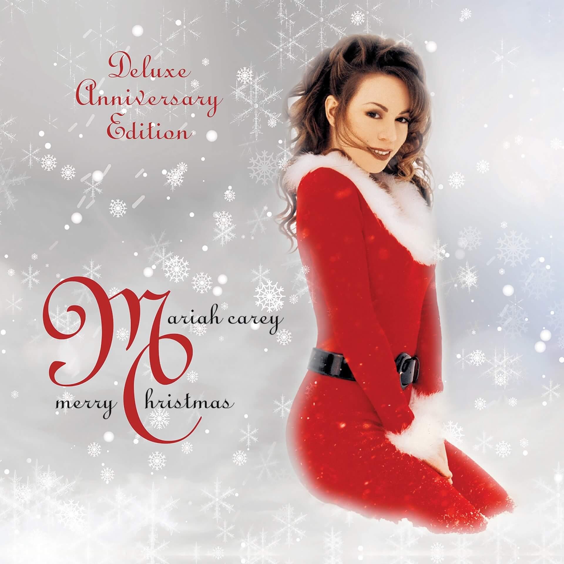 マライア・キャリー「恋人たちのクリスマス」が発売から25年を経て全米シングル・チャート初の1位を獲得|ホリデー・ソングがチャート首位を獲得するのは史上初 music191217-mariah-carey-1