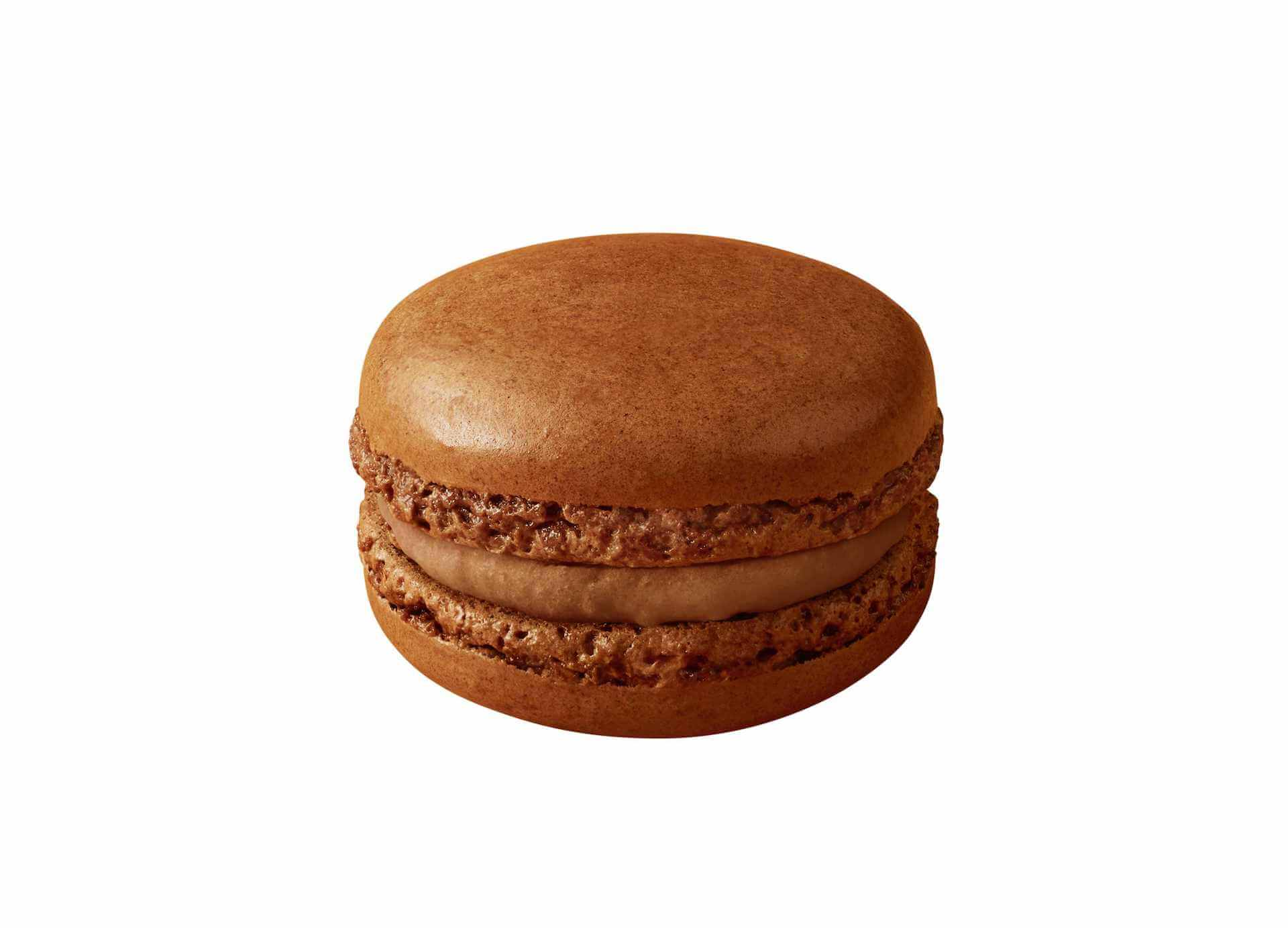 マクドナルド、新作メニュー「マカロン キャラメルシナモン」で寒い季節にほっと一息 gourmet191217-mccafe-macaroon-1