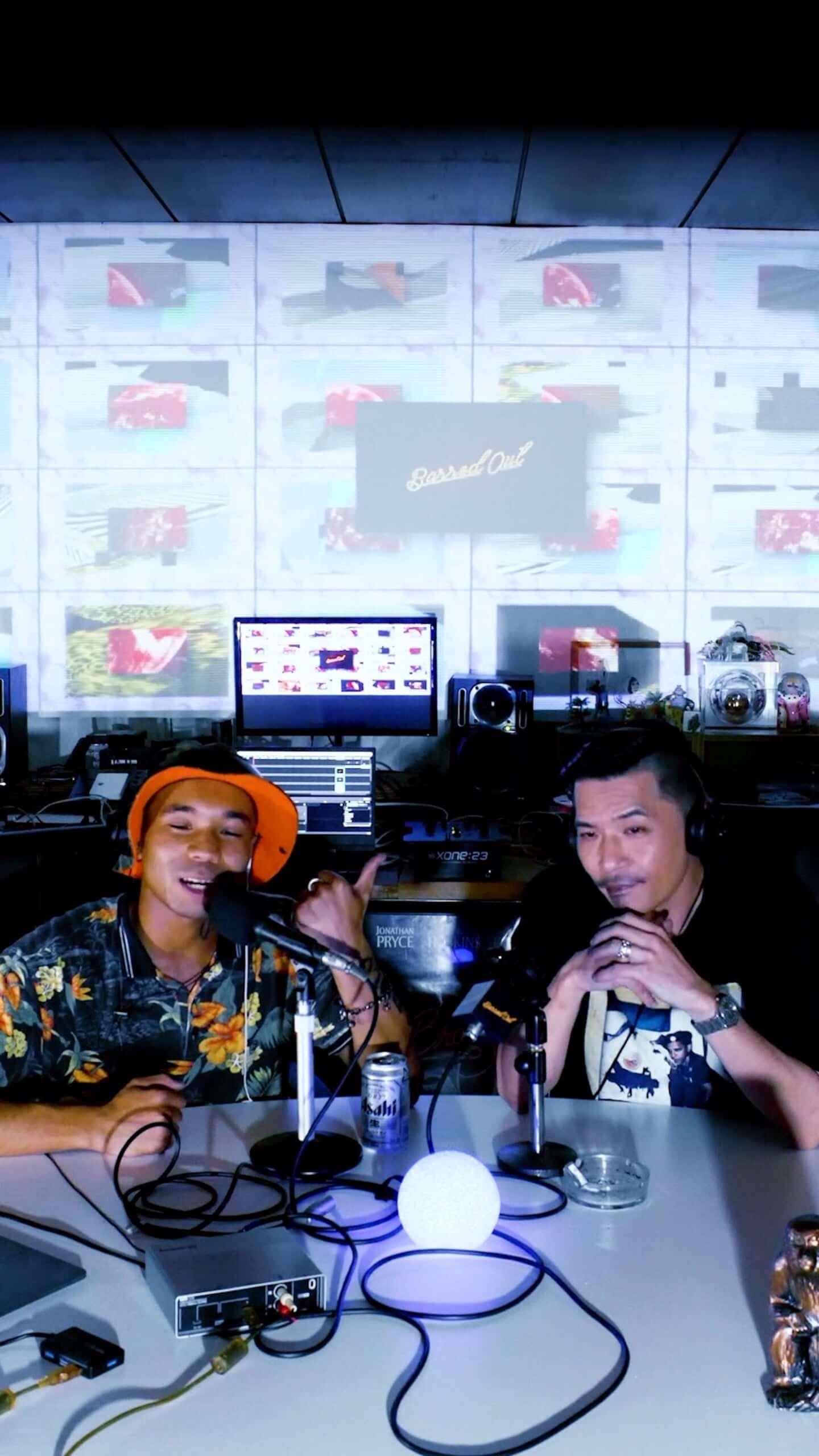 ミライがホストのYouTubeチャンネル「Barred Out Freestyle」がスタート|Zeebra、Jin Doggがゲストでフリースタイルを披露! music191217_barredout_03-1440x2560