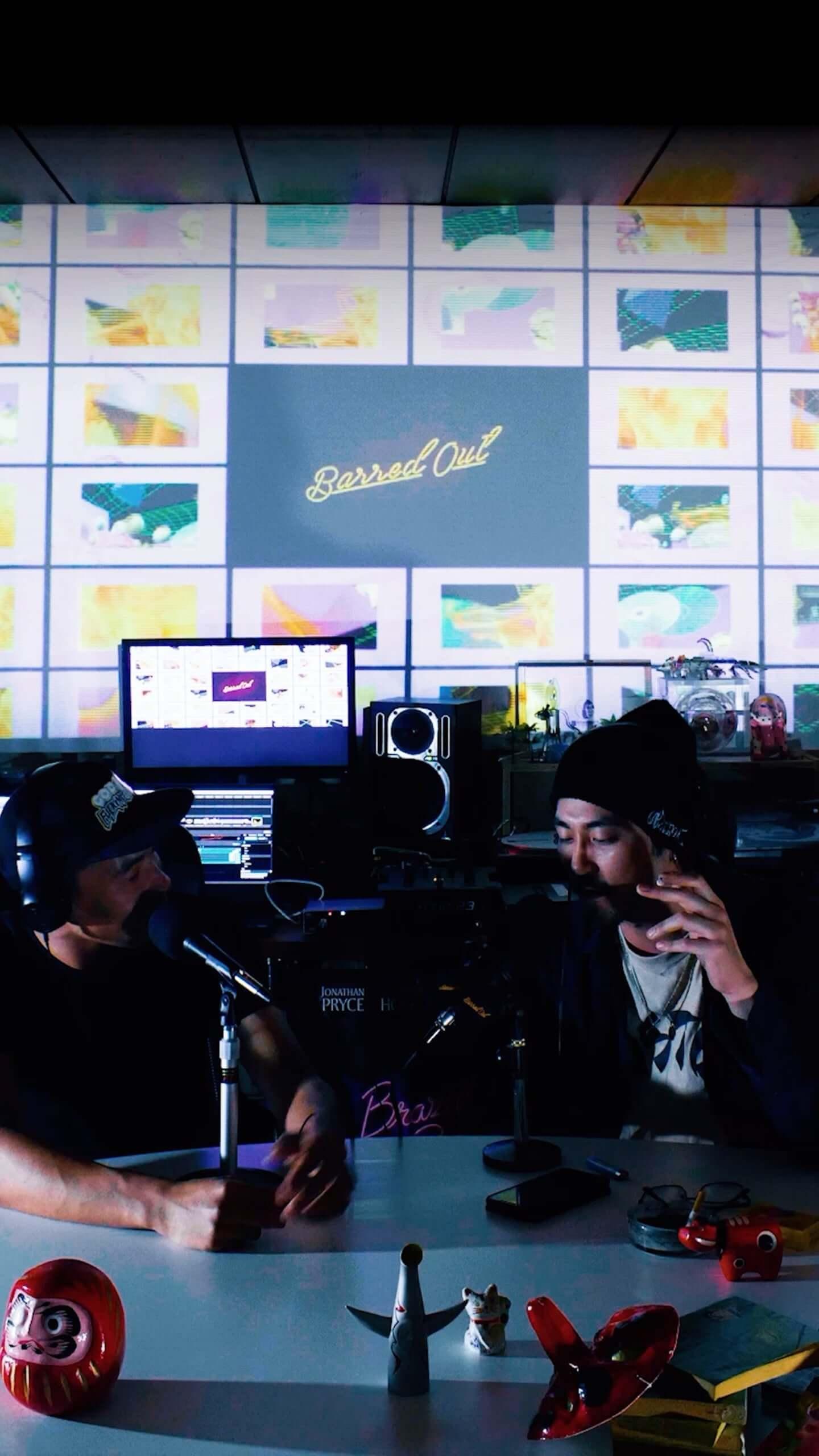 ミライがホストのYouTubeチャンネル「Barred Out Freestyle」がスタート|Zeebra、Jin Doggがゲストでフリースタイルを披露! music191217_barredout_05-1440x2560