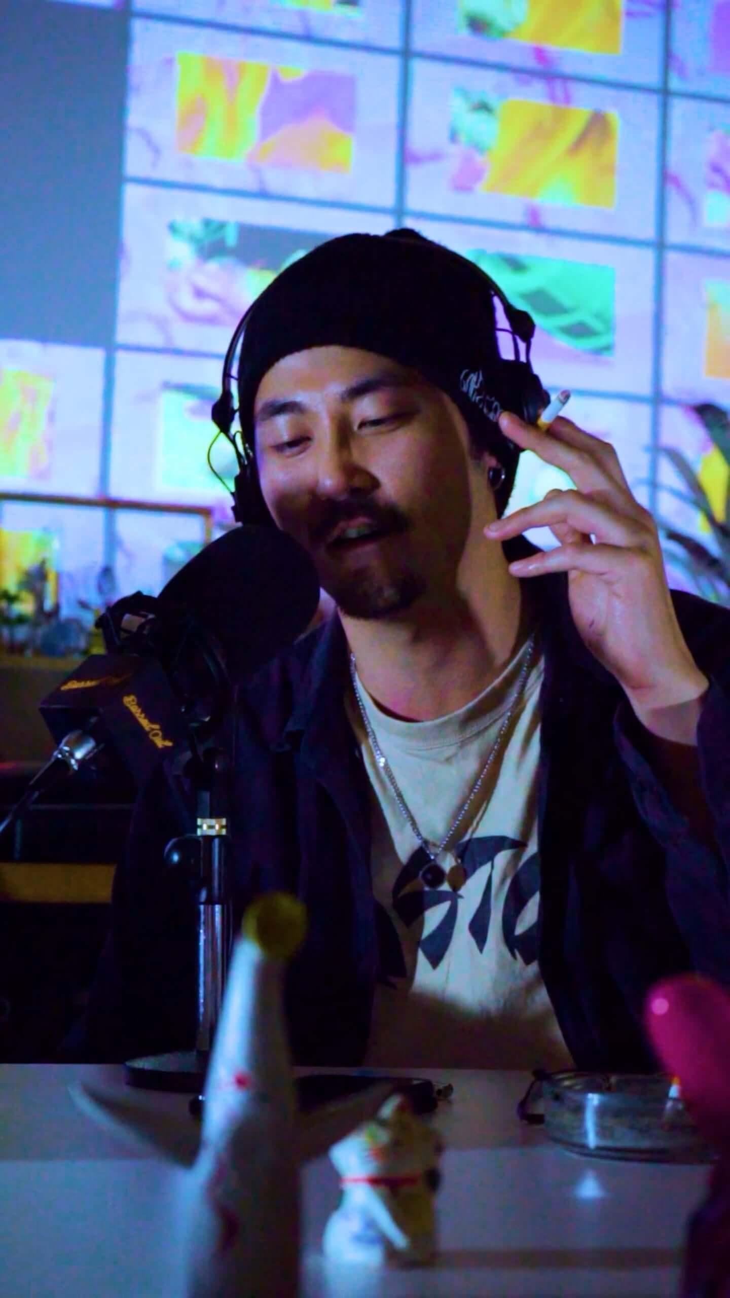 ミライがホストのYouTubeチャンネル「Barred Out Freestyle」がスタート|Zeebra、Jin Doggがゲストでフリースタイルを披露! music191217_barredout_06-1440x2560