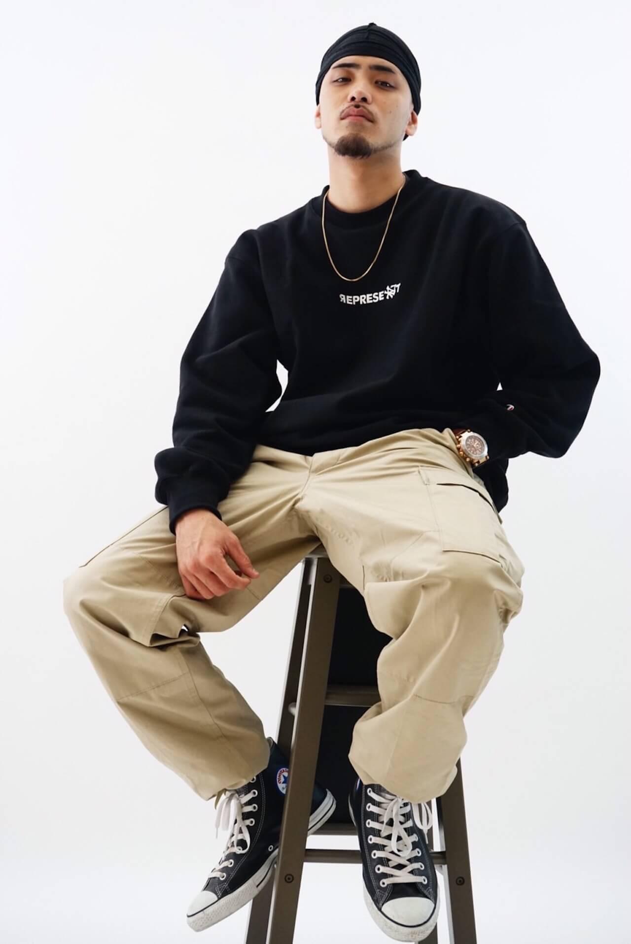 沖縄のMC・MuKuRoが全曲KOJOEプロデュースの4曲入りEP『BLESS』を2020年1月にリリース music191218-mukuro-2