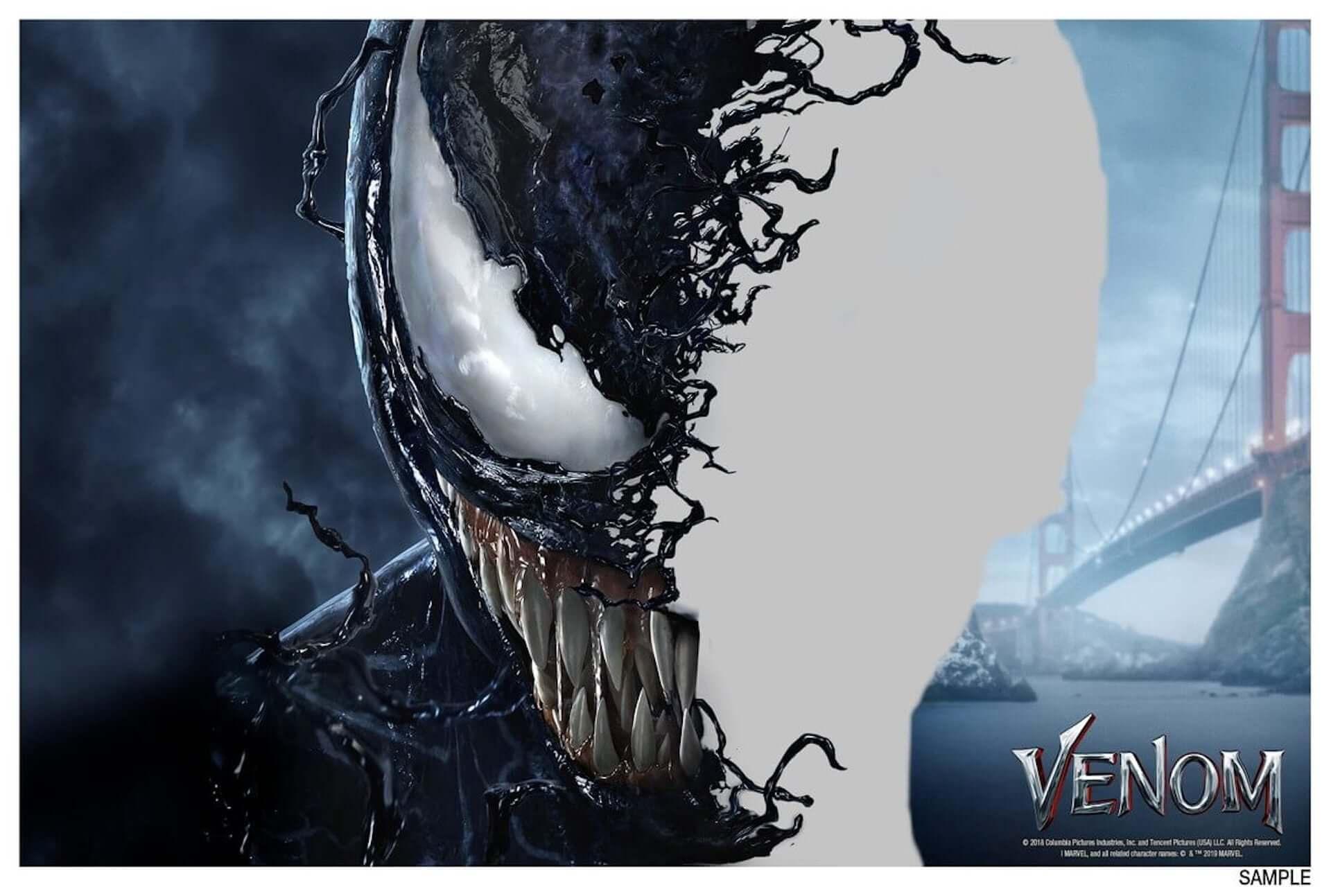 あの名場面が蘇る!?『スパイダーマン』『ヴェノム』の世界に入り込んで撮影できるフォトブースが東京コミコンに登場 film191118_sonycomicon1-1920x1280