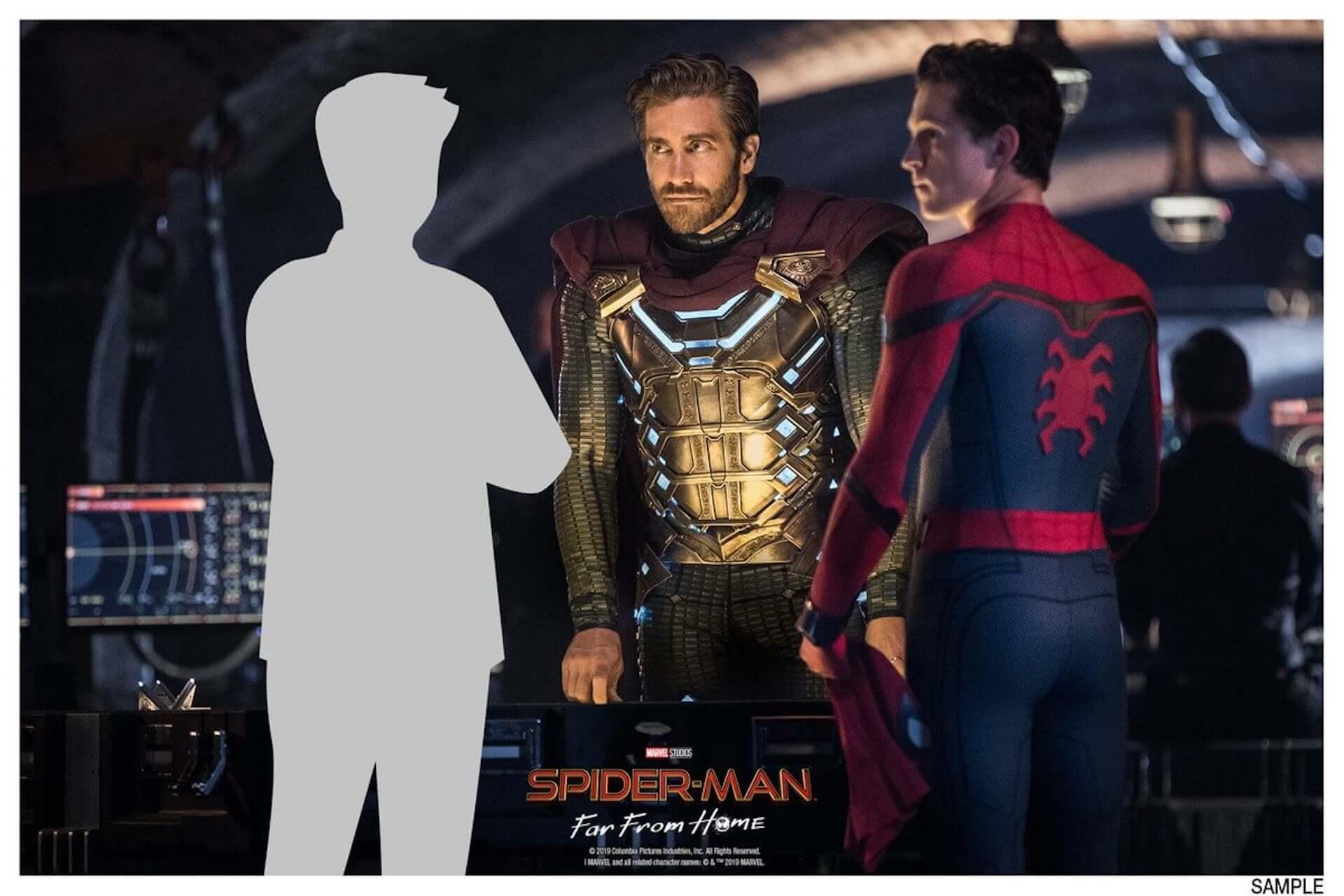 あの名場面が蘇る!?『スパイダーマン』『ヴェノム』の世界に入り込んで撮影できるフォトブースが東京コミコンに登場 film191118_sonycomicon3-1920x1280