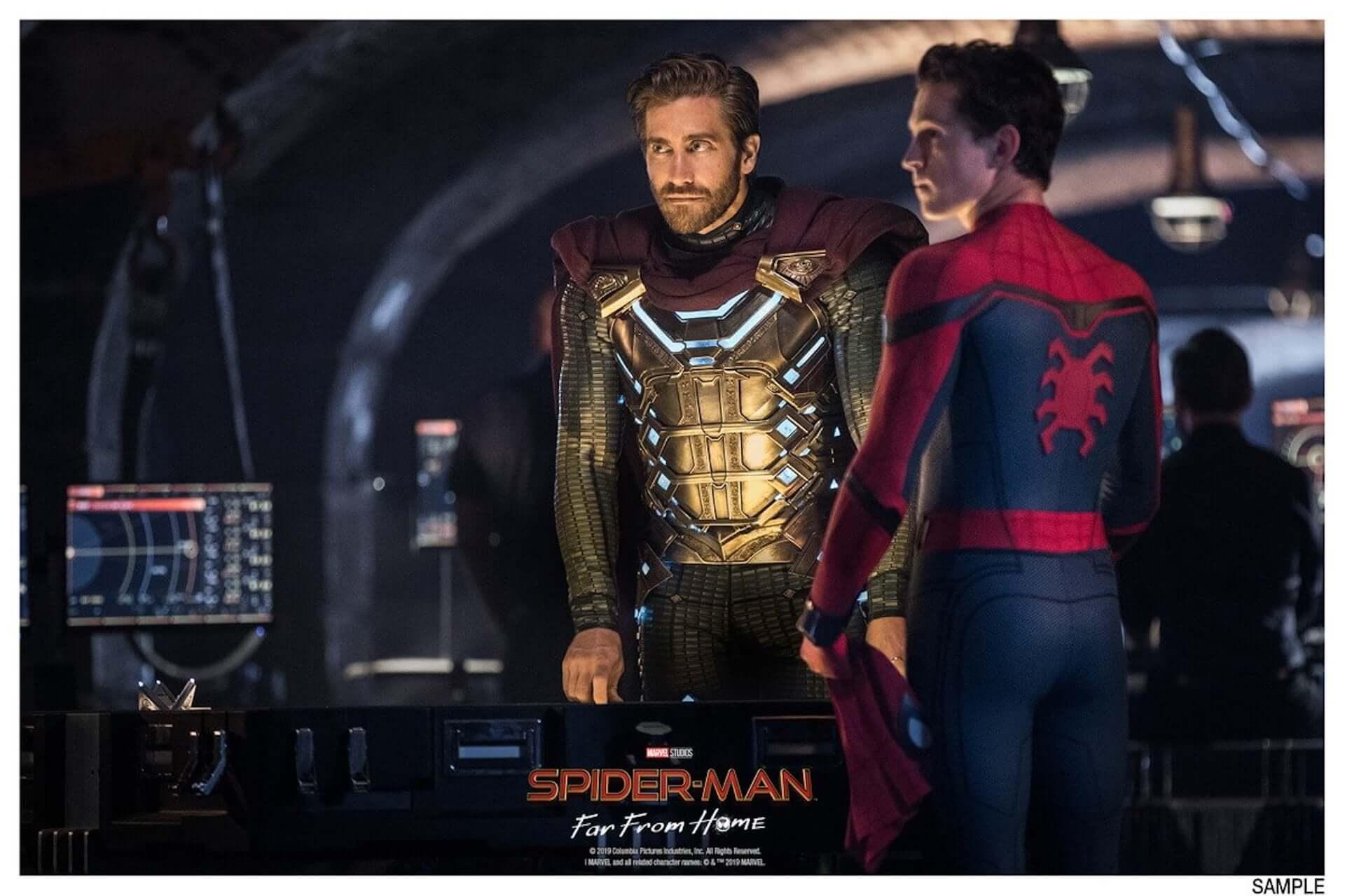 あの名場面が蘇る!?『スパイダーマン』『ヴェノム』の世界に入り込んで撮影できるフォトブースが東京コミコンに登場 film191118_sonycomicon8-1920x1280