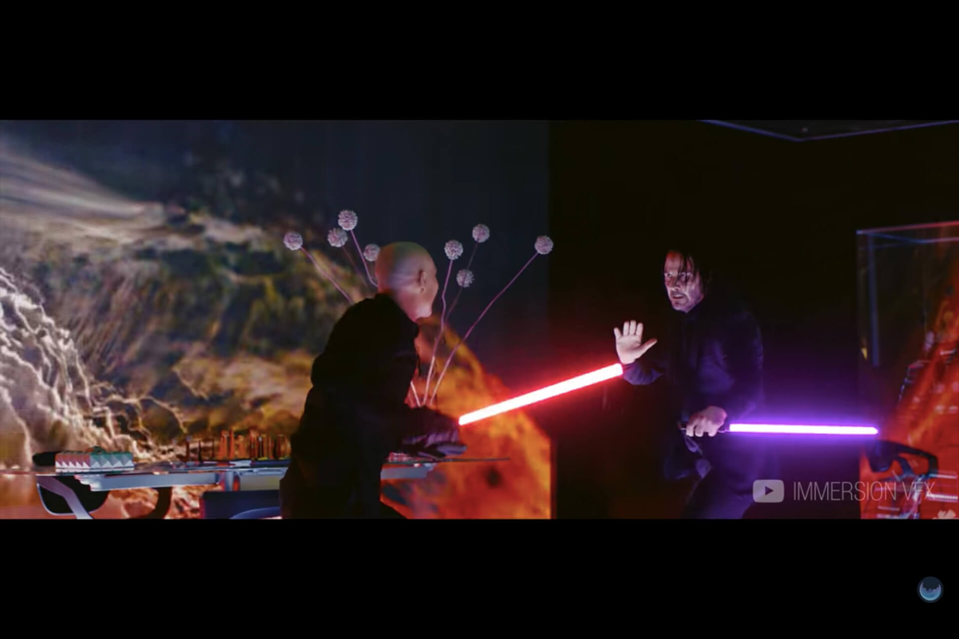キアヌ・リーブス演じるジョン・ウィックが「スター・ウォーズ」のライトセーバーを手に入れる!?YouTubeに投稿された映像が話題 tech191218_johnwick_starwars_main