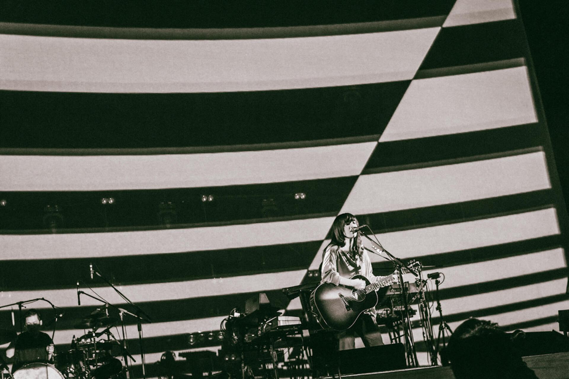 13,000人が大熱狂!あいみょん<AIMYON TOUR 2019 -SIXTH SENSE STORY->最終公演のライブレポートが到着 music191219_aimyon_live_6