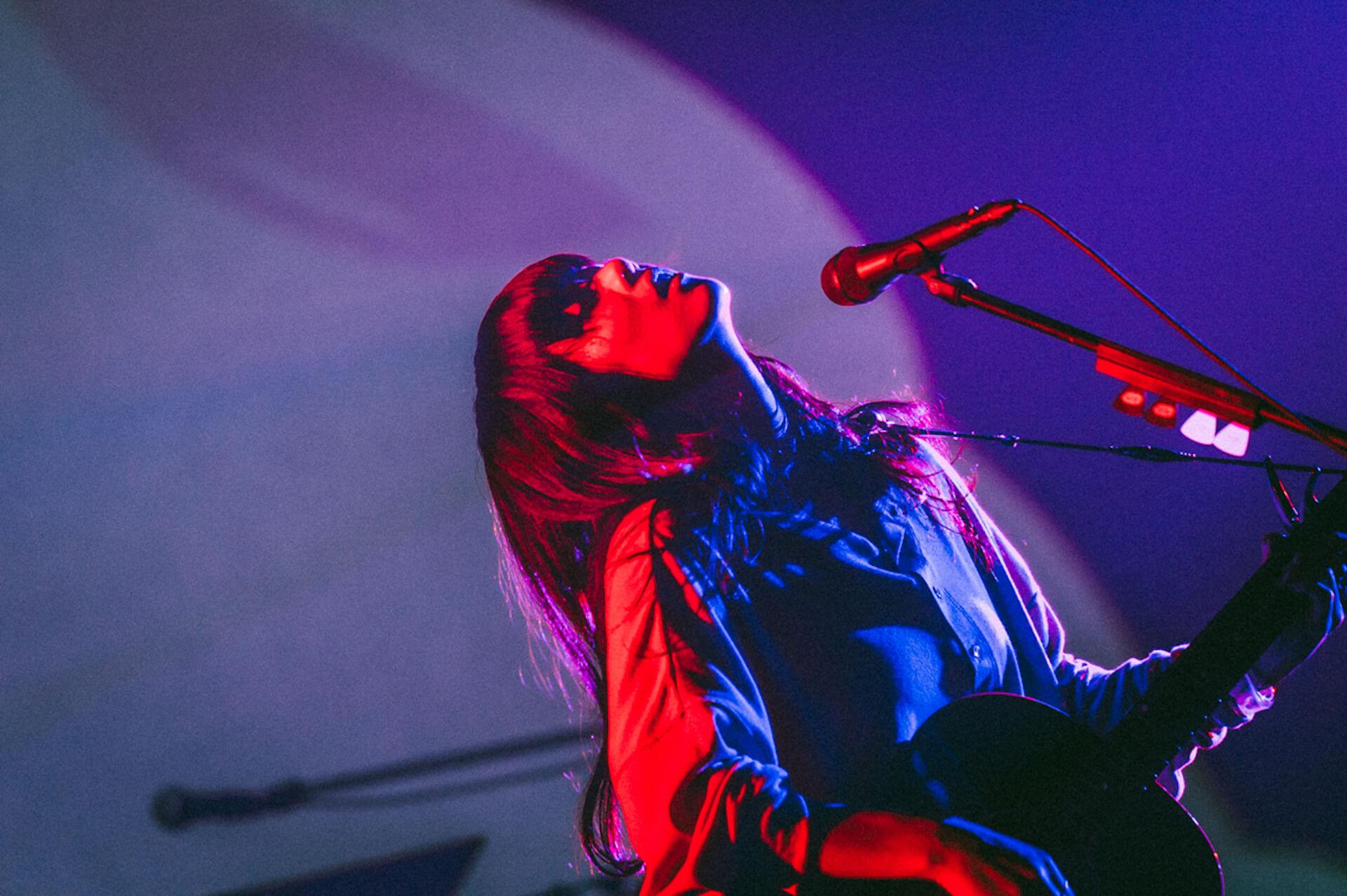13,000人が大熱狂!あいみょん<AIMYON TOUR 2019 -SIXTH SENSE STORY->最終公演のライブレポートが到着 music191219_aimyon_live_4