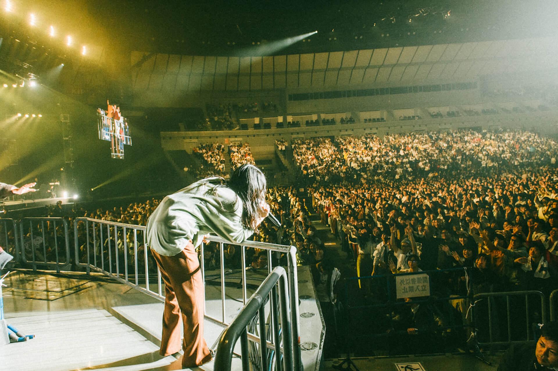 13,000人が大熱狂!あいみょん<AIMYON TOUR 2019 -SIXTH SENSE STORY->最終公演のライブレポートが到着 music191219_aimyon_live_3