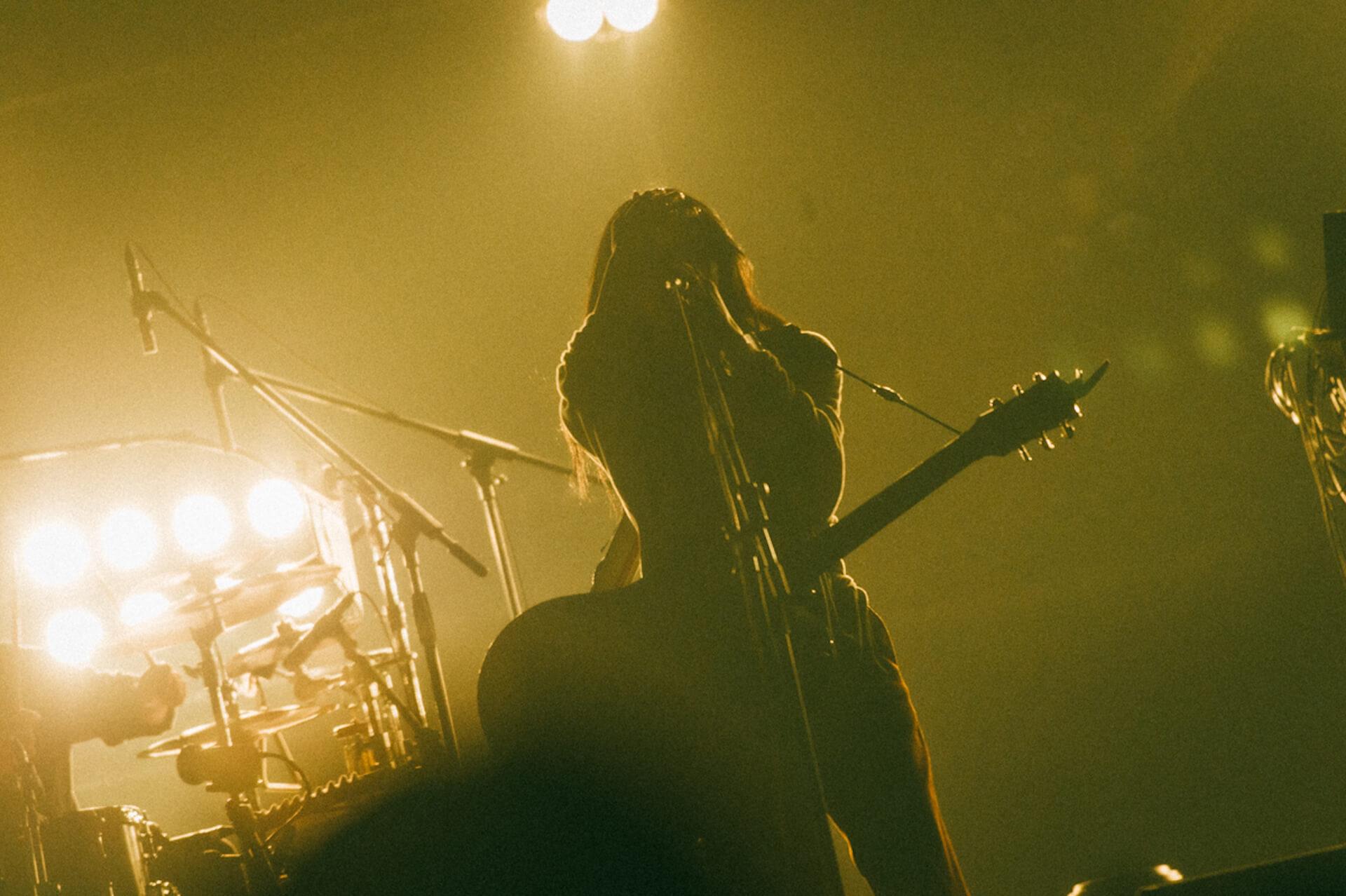13,000人が大熱狂!あいみょん<AIMYON TOUR 2019 -SIXTH SENSE STORY->最終公演のライブレポートが到着 music191219_aimyon_live_1