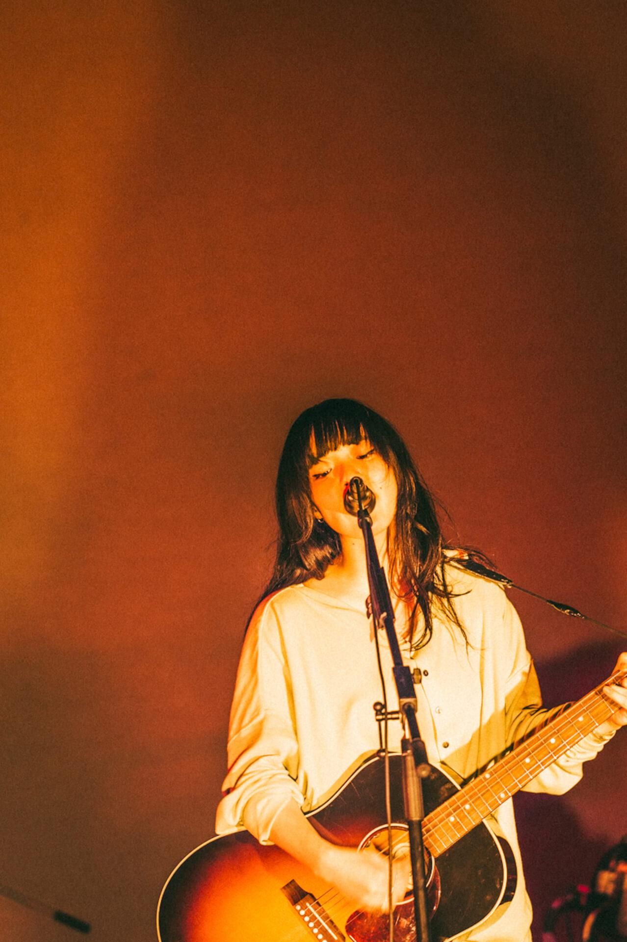 13,000人が大熱狂!あいみょん<AIMYON TOUR 2019 -SIXTH SENSE STORY->最終公演のライブレポートが到着 music191219_aimyon_live_5