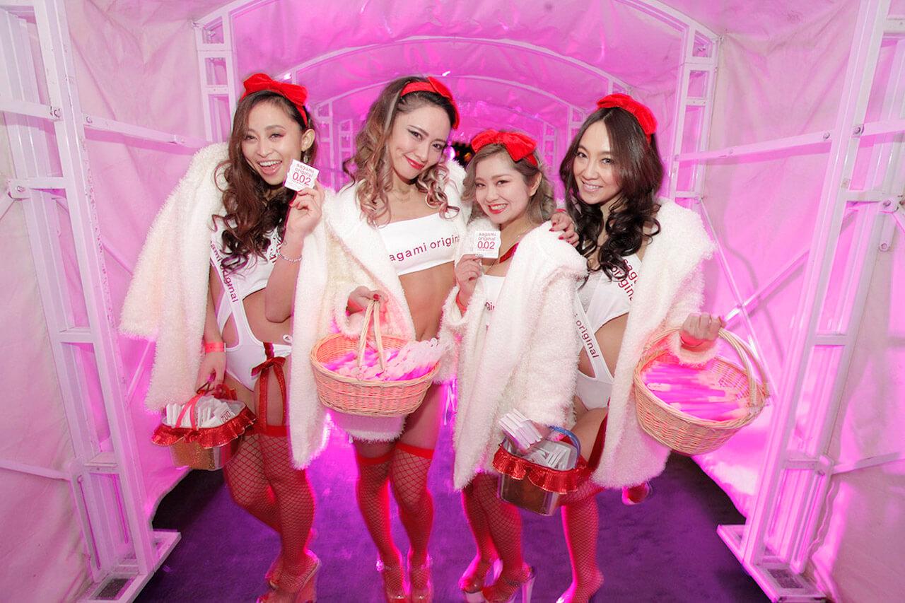 25周年!女性無料のクリスマスイベント sagami original presents<SABISHINBO NIGHT 2019>に、りんごちゃん、般若、Buddha Brandが登場 music191219_sabishinbo2019_7