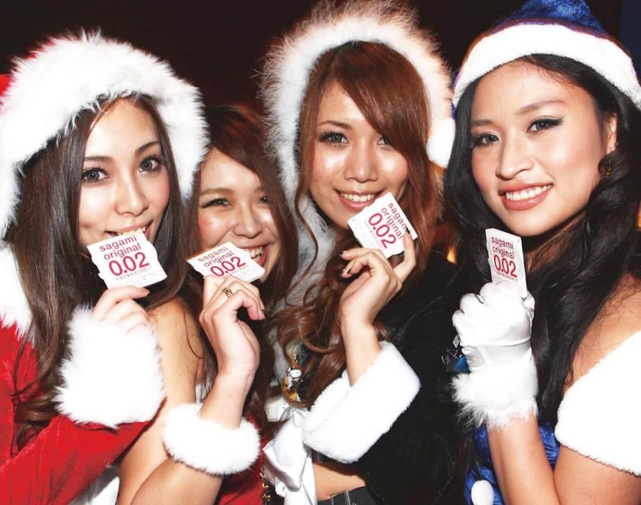 25周年!女性無料のクリスマスイベント sagami original presents<SABISHINBO NIGHT 2019>に、りんごちゃん、般若、Buddha Brandが登場 music191219_sabishinbo2019_10