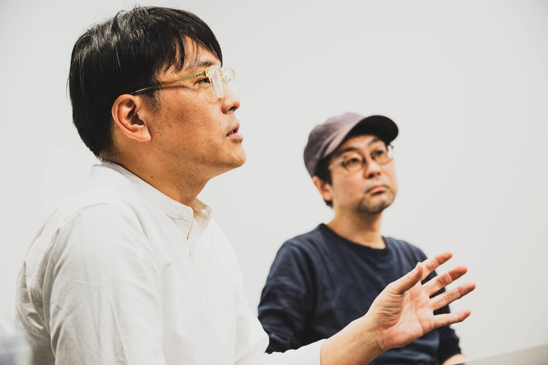 KIRINJI堀込と千ヶ崎が探る、現代に響く音とは? interview-kirinji-7